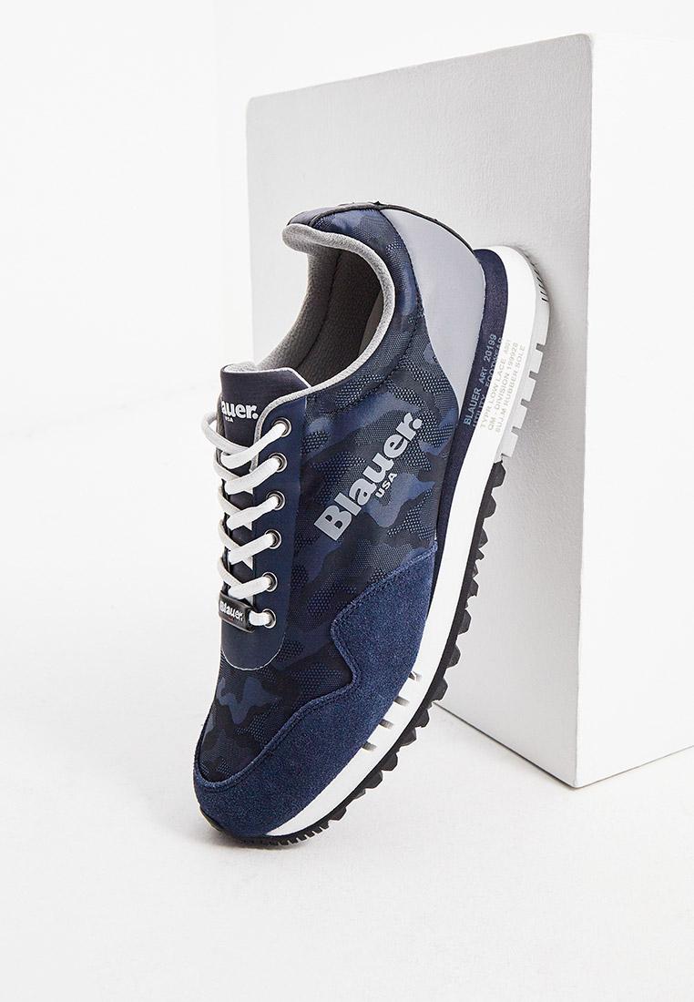 Мужские кроссовки Blauer S1DENVER06/CAS: изображение 5