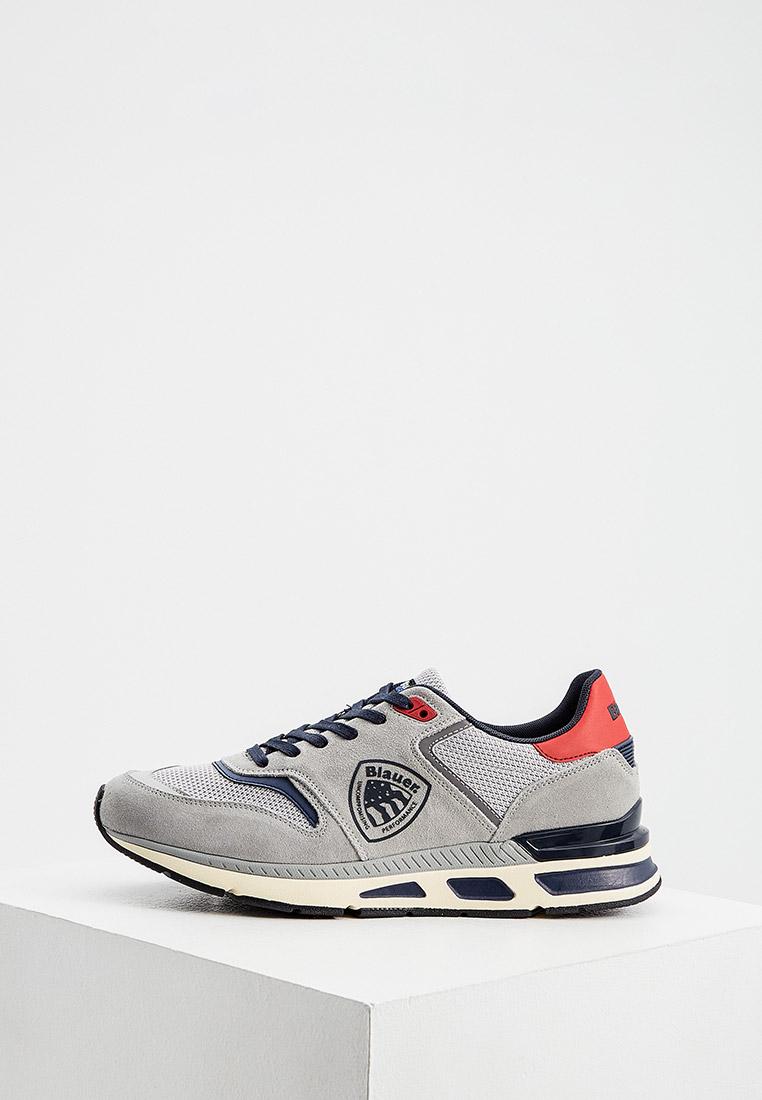 Мужские кроссовки Blauer S1HILO01/SME