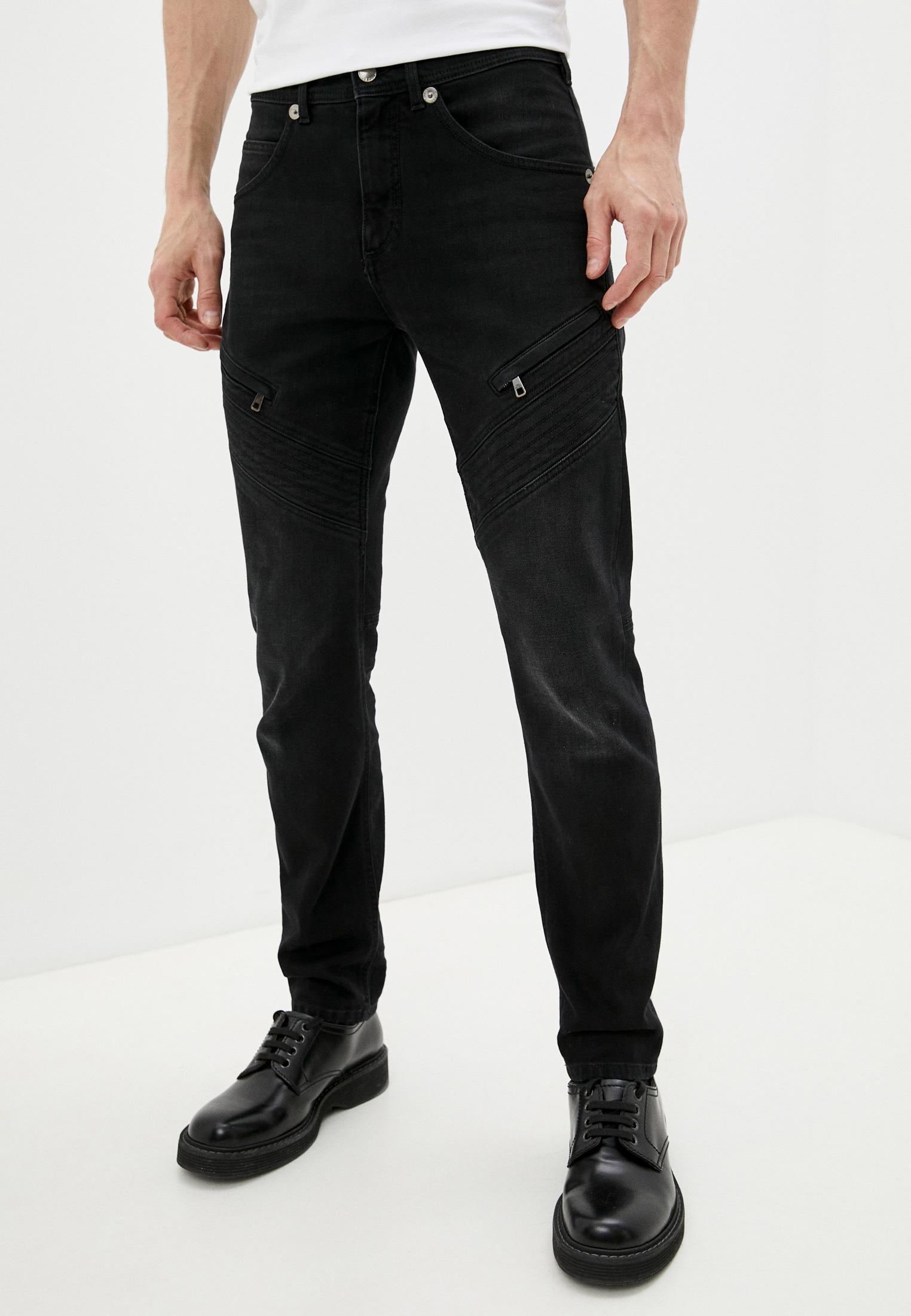 Зауженные джинсы Neil Barrett PBDE320-Q802T