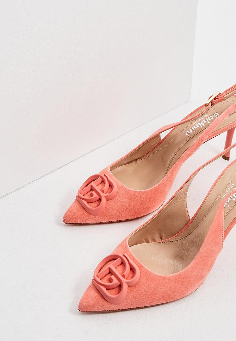 Женские туфли Baldinini (Балдинини) 152003P71E2KIDA7705: изображение 5