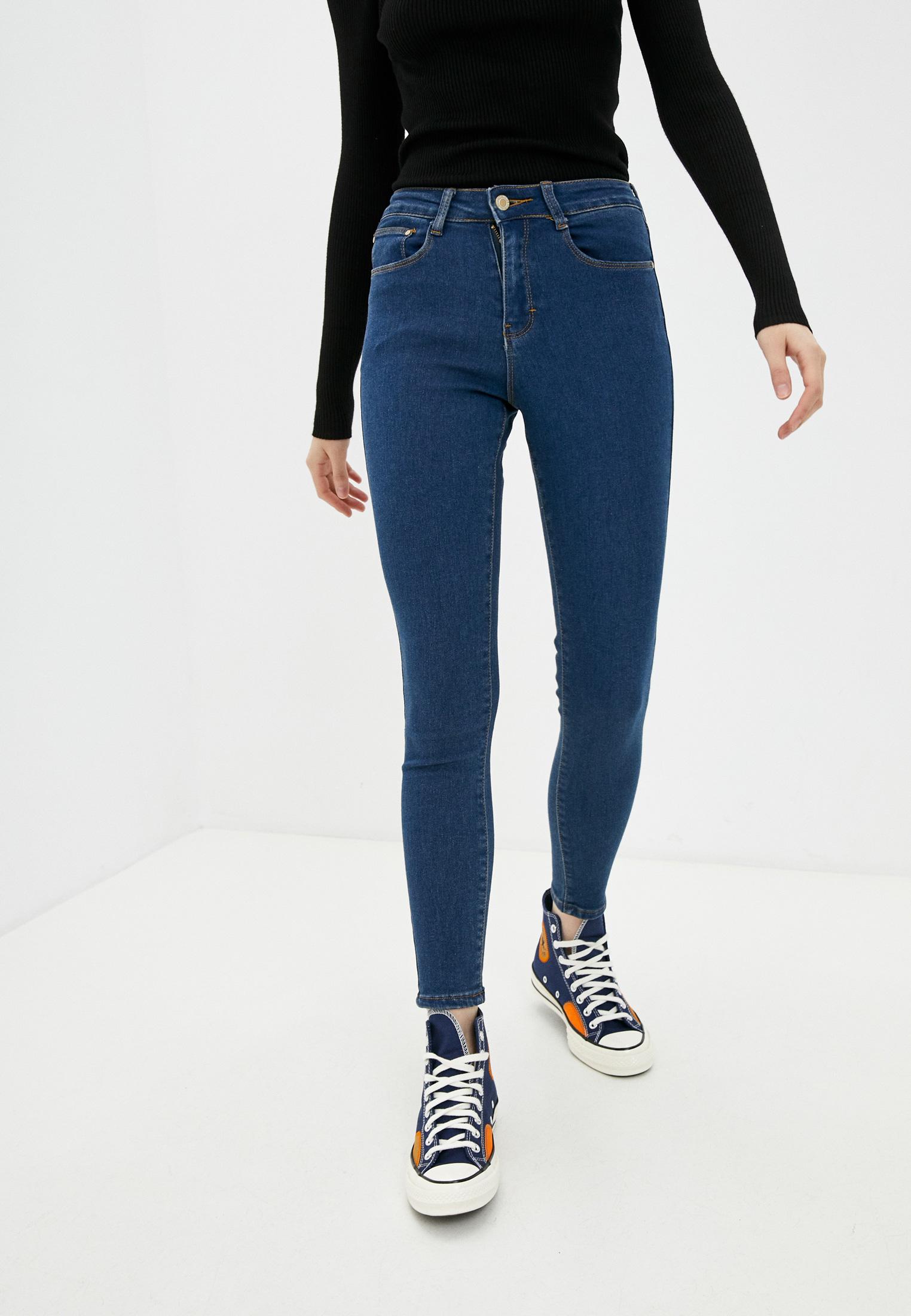 Зауженные джинсы Brave Soul LJN-343LUCYMIDBL: изображение 5