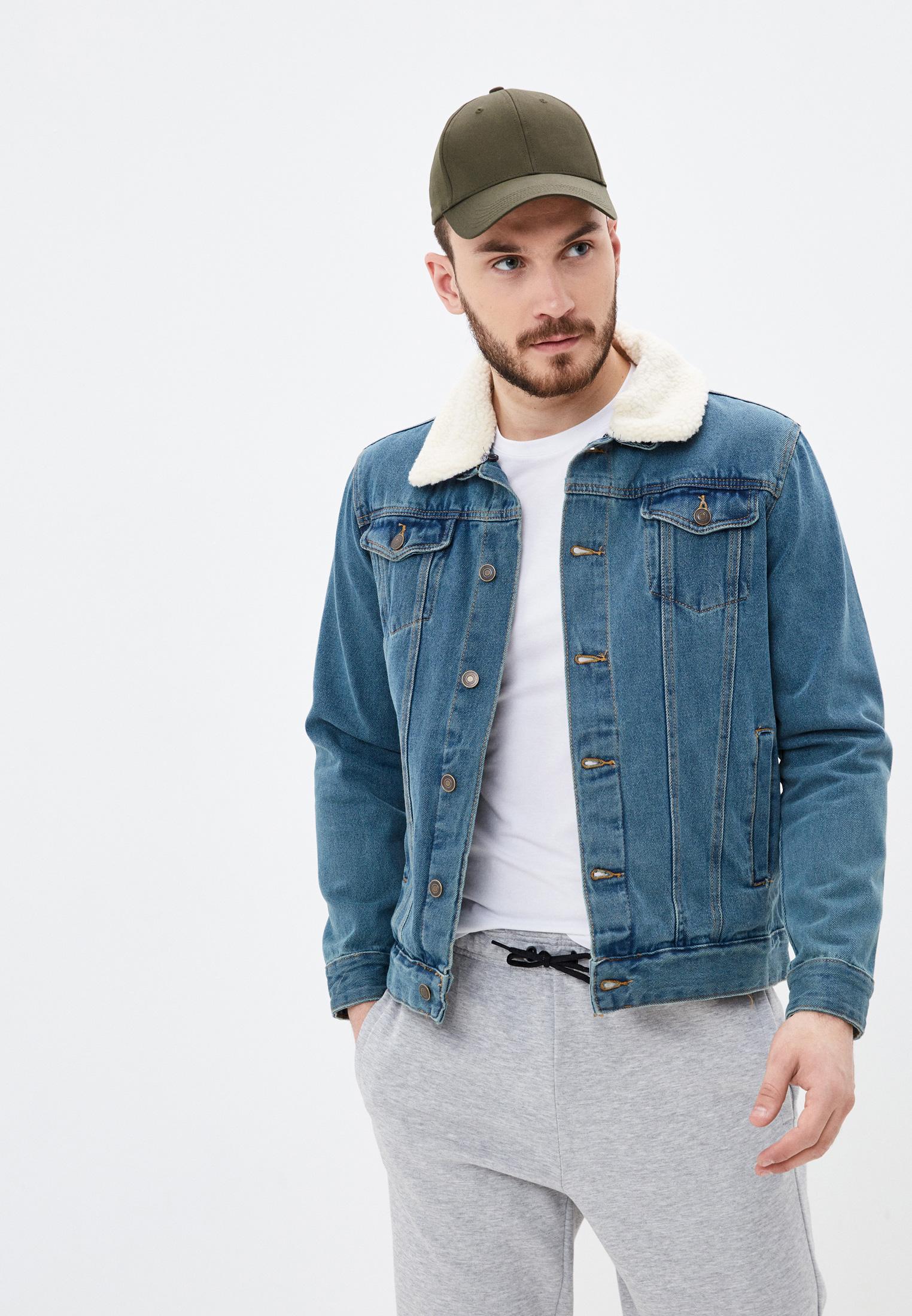 Джинсовая куртка Brave Soul Куртка джинсовая Brave Soul