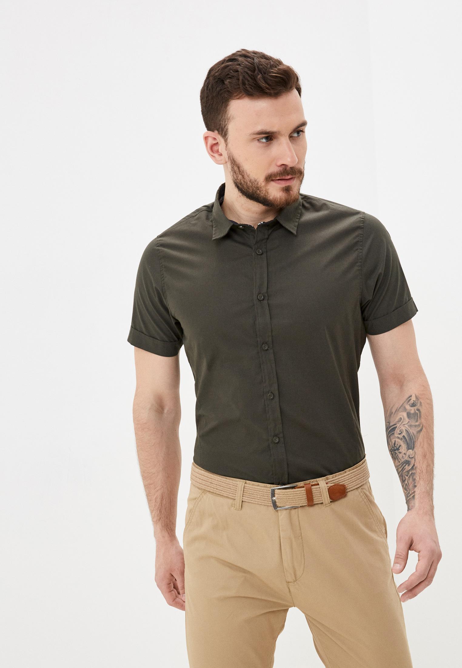 Рубашка с длинным рукавом Brave Soul MSH-69MOMBASSAB