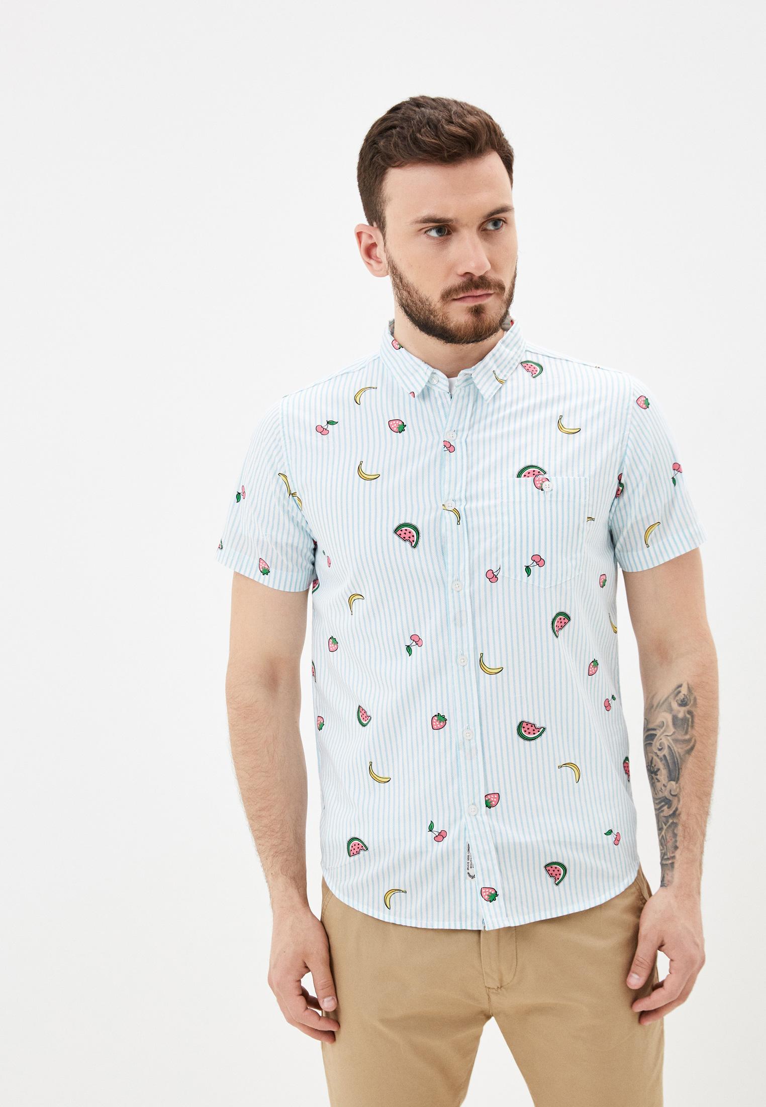 Рубашка с длинным рукавом Brave Soul MSH-77SEED