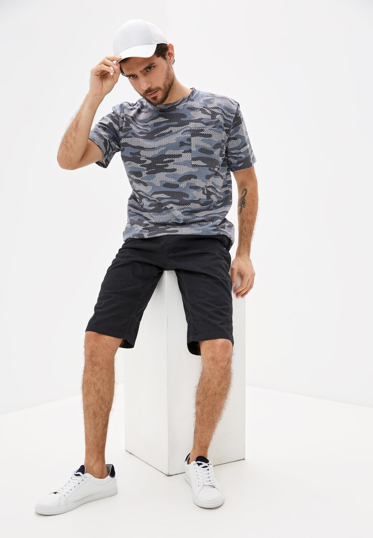 Мужские повседневные шорты Brave Soul MSRT-EZRA: изображение 2