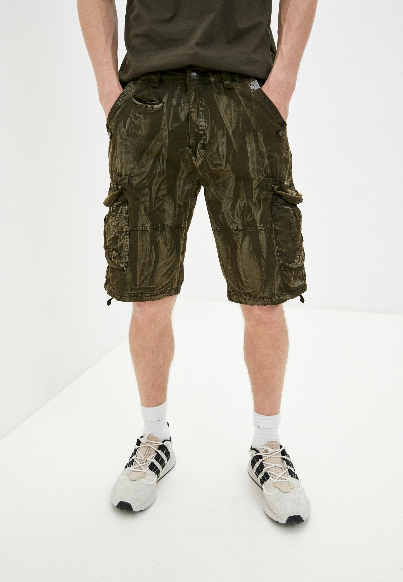 Мужские повседневные шорты Brave Soul MSRT-WORN: изображение 2