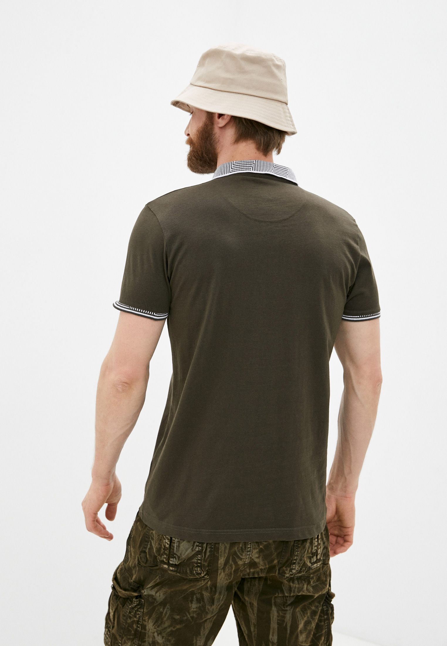 Мужские повседневные шорты Brave Soul MSRT-WORN: изображение 3