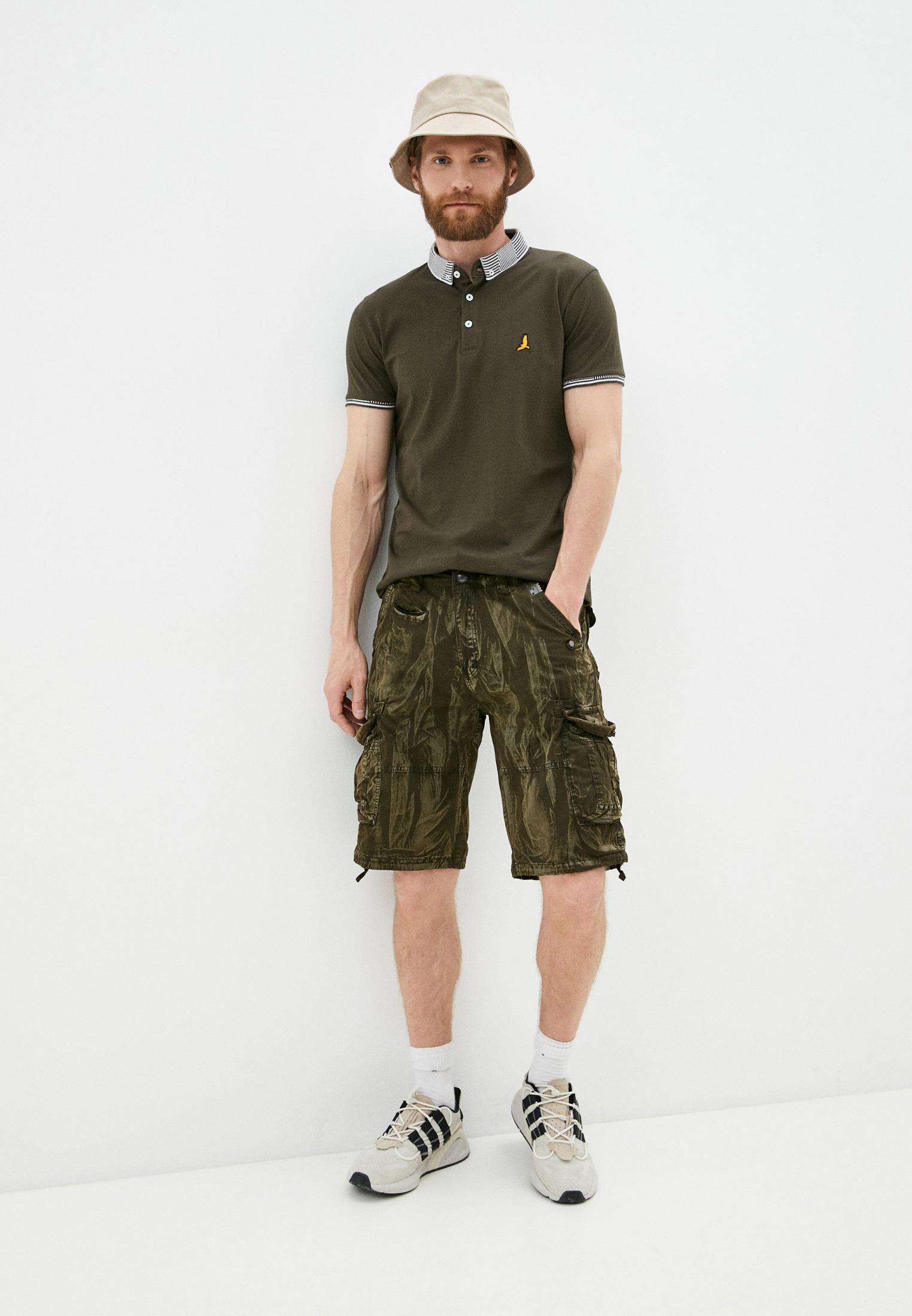 Мужские повседневные шорты Brave Soul MSRT-WORN: изображение 4