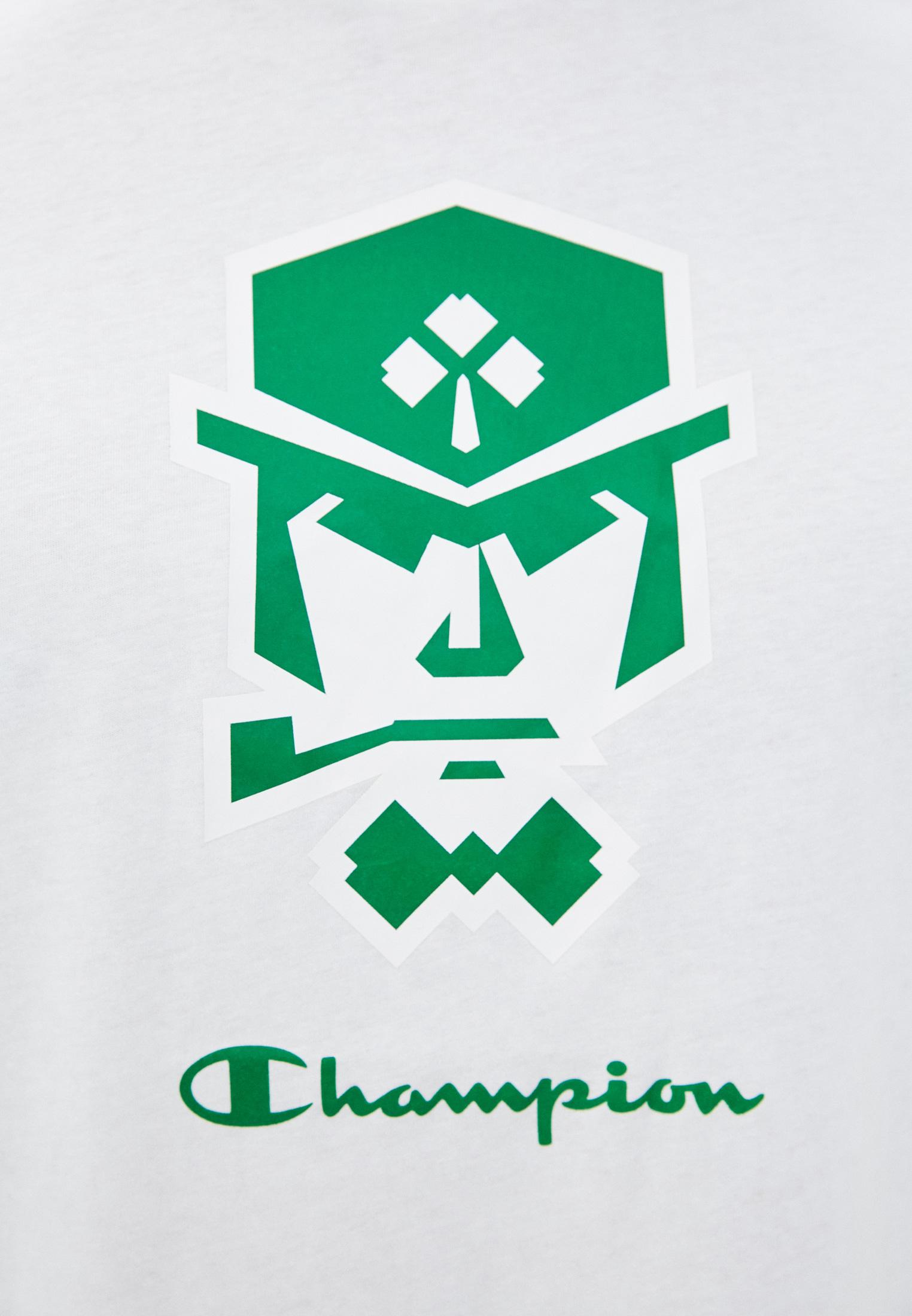 Футболка Champion (Чемпион) 215003: изображение 3