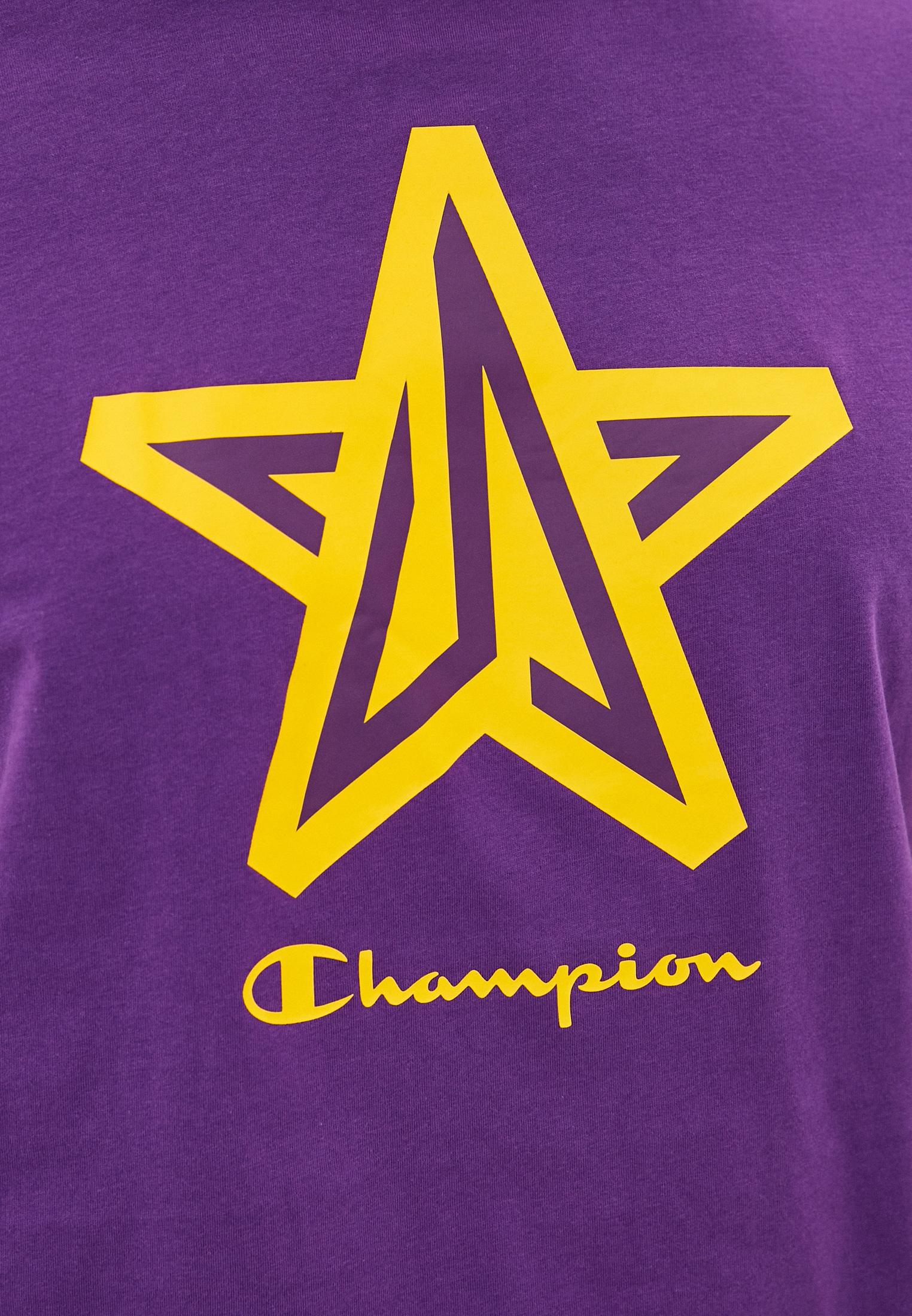 Футболка Champion (Чемпион) 215004: изображение 3