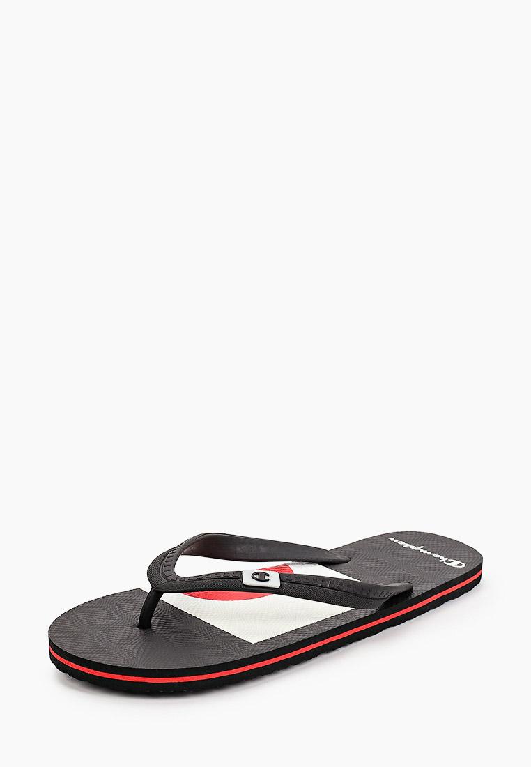 Мужская резиновая обувь Champion (Чемпион) S20879: изображение 7