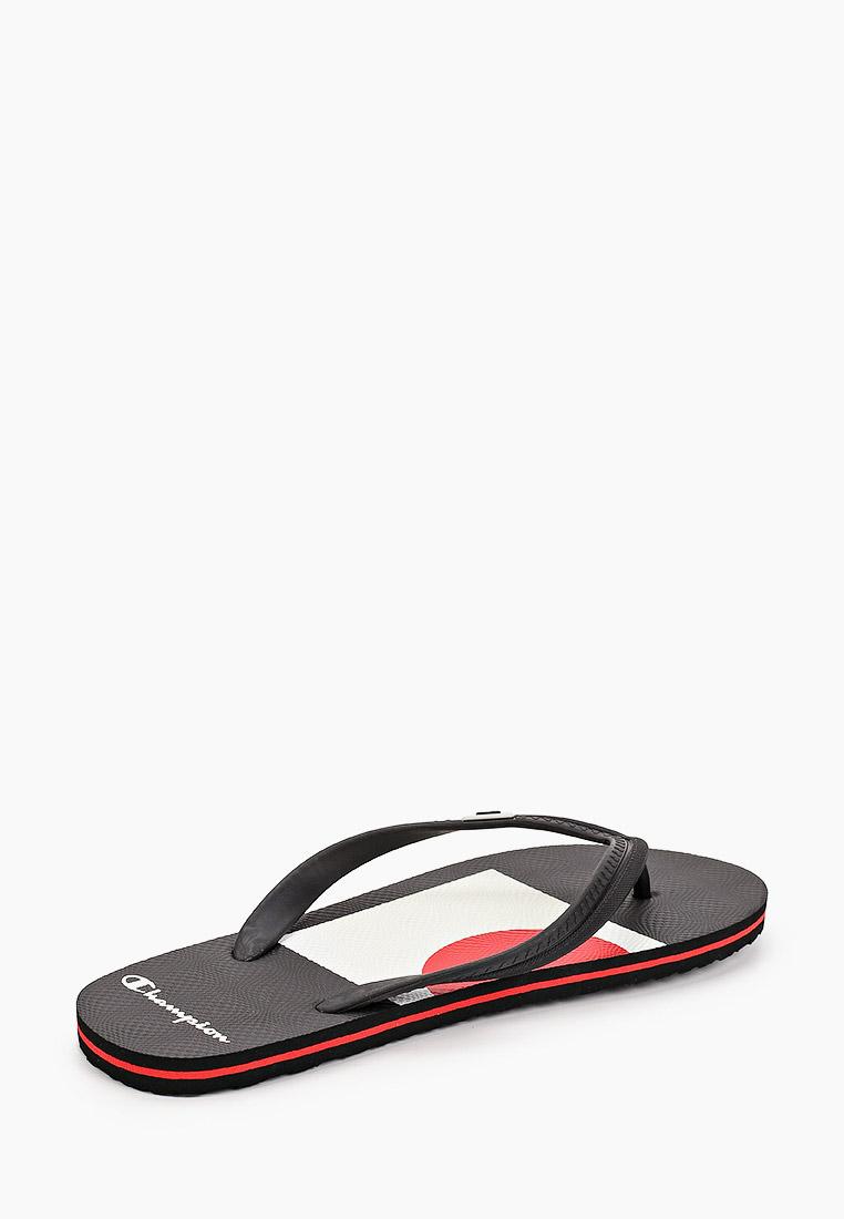 Мужская резиновая обувь Champion (Чемпион) S20879: изображение 8