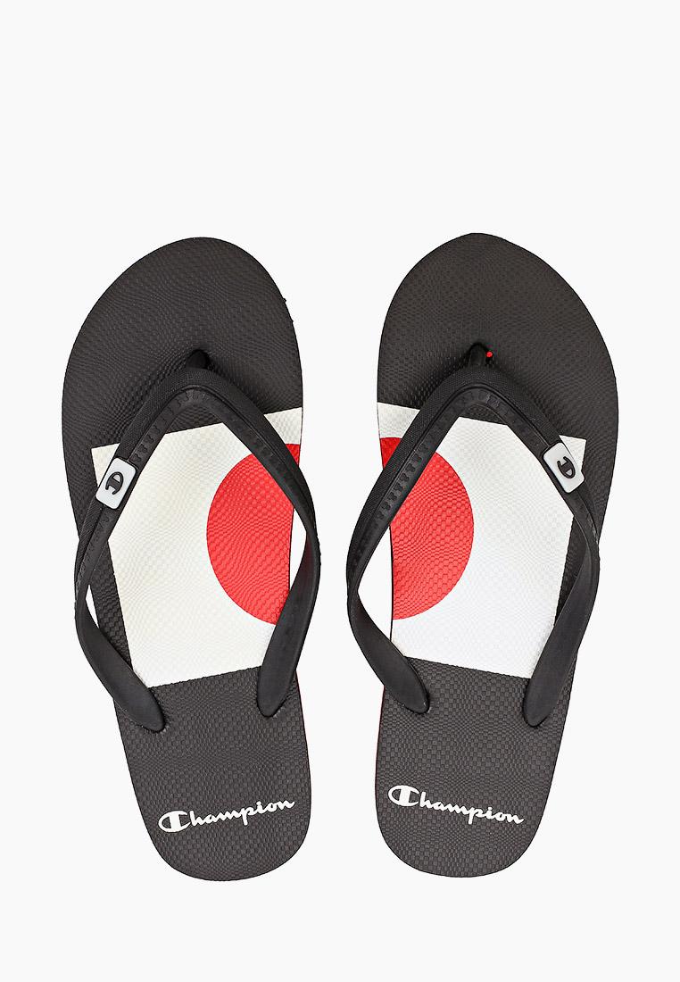 Мужская резиновая обувь Champion (Чемпион) S20879: изображение 9