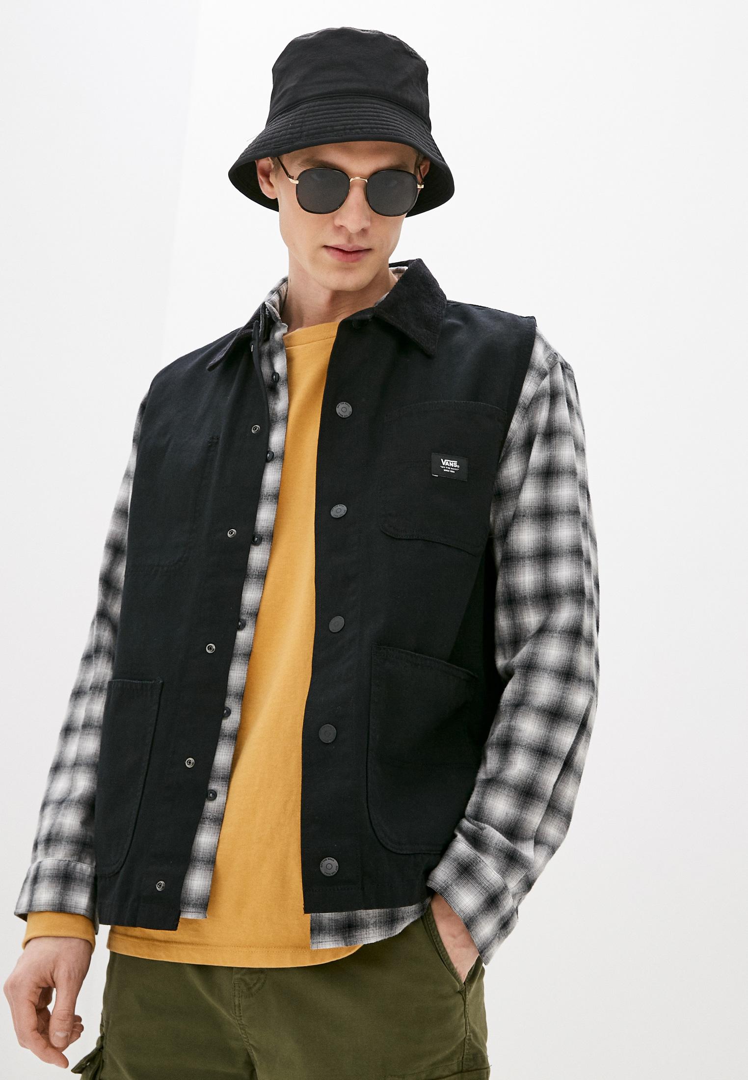 Мужская верхняя одежда VANS VA54BFBLK