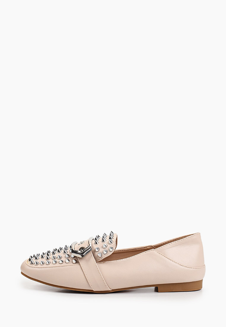Женские лоферы Ideal Shoes F98-7838