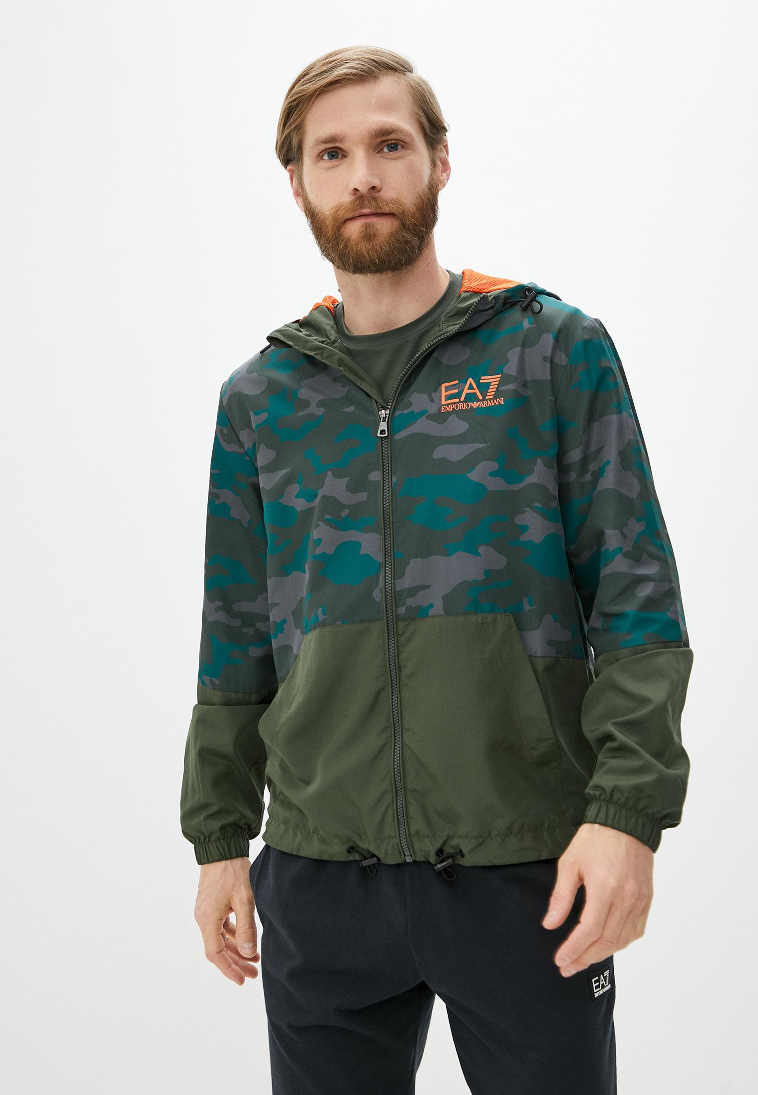 Мужская верхняя одежда EA7 Ветровка EA7
