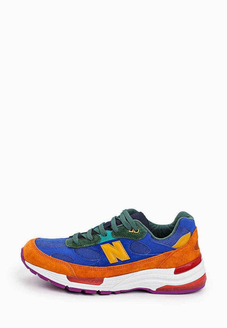 Мужские кроссовки New Balance (Нью Баланс) Кроссовки New Balance