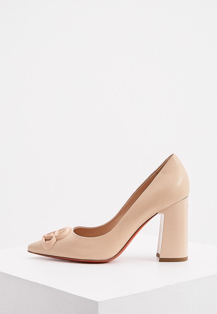Женские туфли Baldinini (Балдинини) 152022P91F2NAPI7890: изображение 1