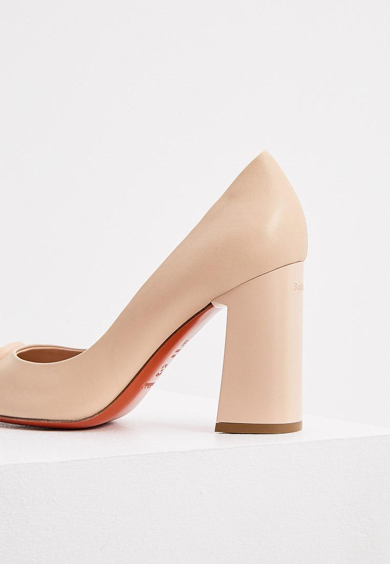 Женские туфли Baldinini (Балдинини) 152022P91F2NAPI7890: изображение 4