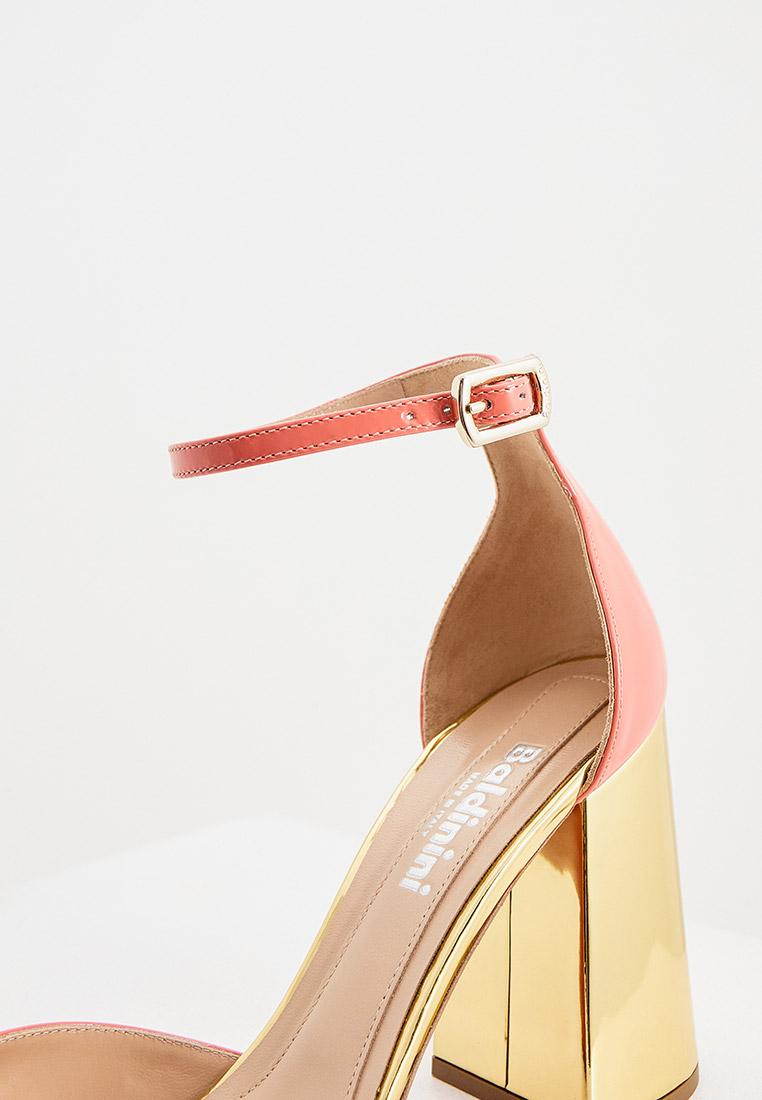 Женские туфли Baldinini (Балдинини) 158021P91U2NICEBBOR: изображение 5
