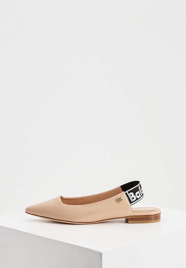 Женские туфли Baldinini (Балдинини) 166200P11Z2NAPI7890