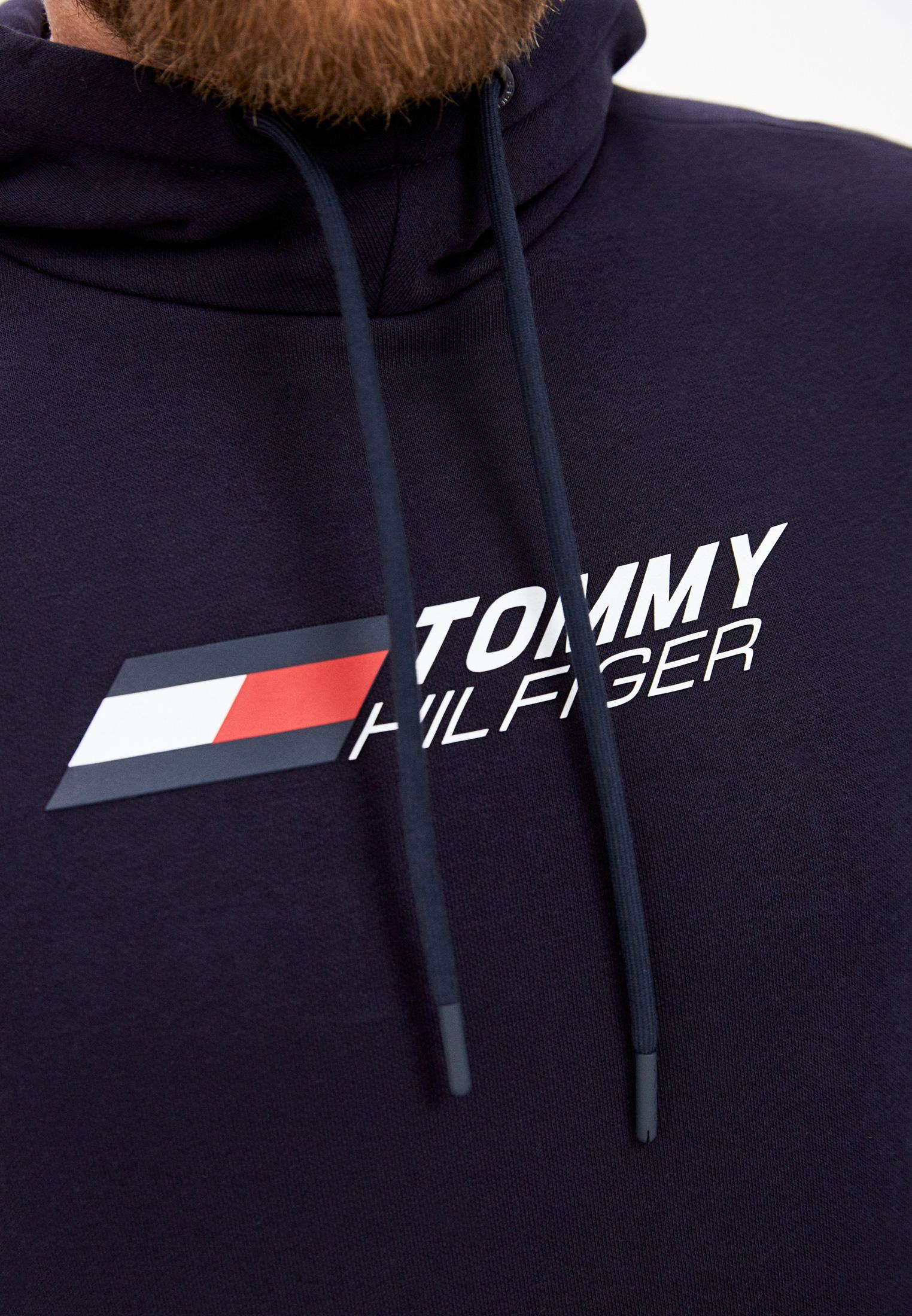 Мужские худи Tommy Hilfiger (Томми Хилфигер) MW0MW17255: изображение 4