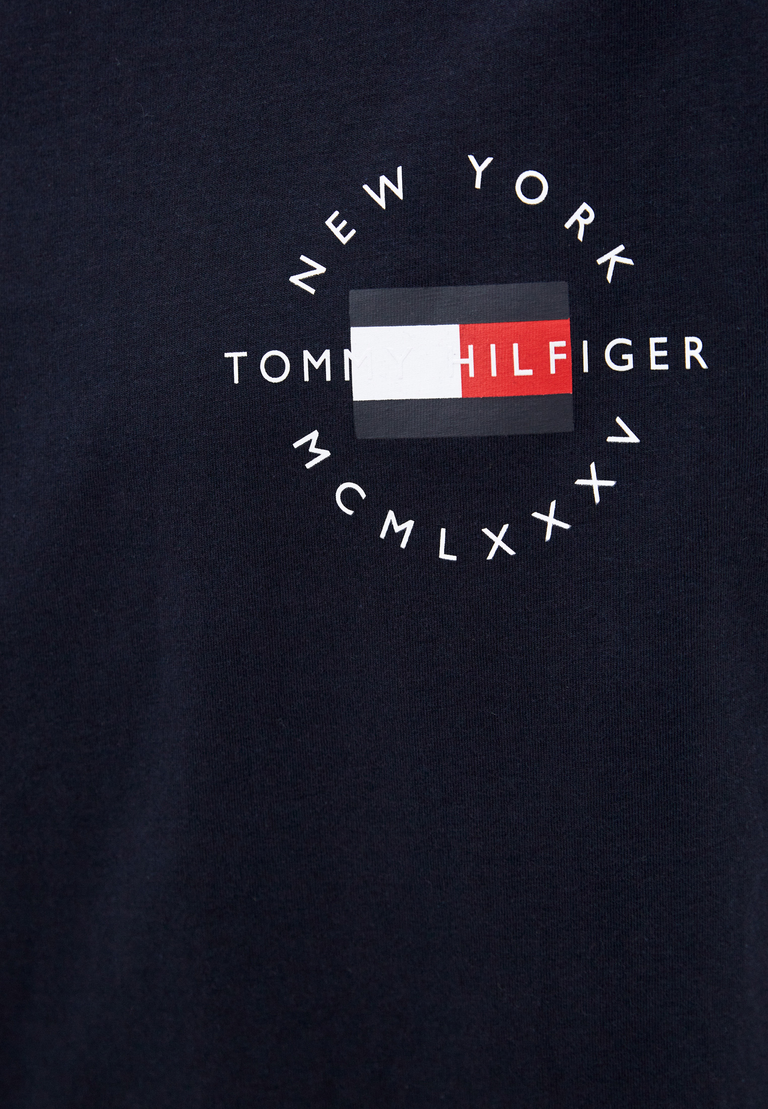 Футболка с коротким рукавом Tommy Hilfiger (Томми Хилфигер) MW0MW17680: изображение 3