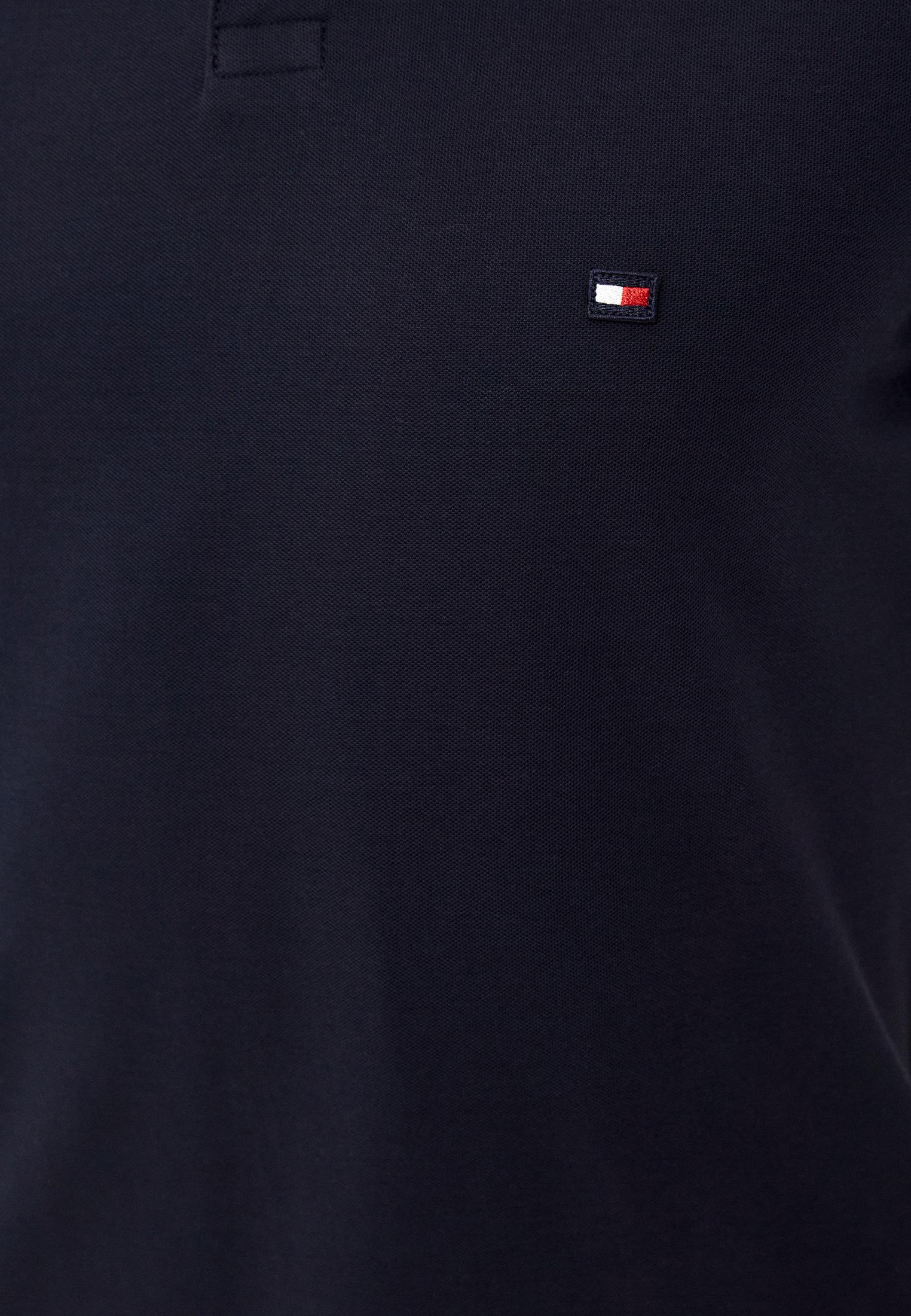 Мужские поло Tommy Hilfiger (Томми Хилфигер) MW0MW17774: изображение 3