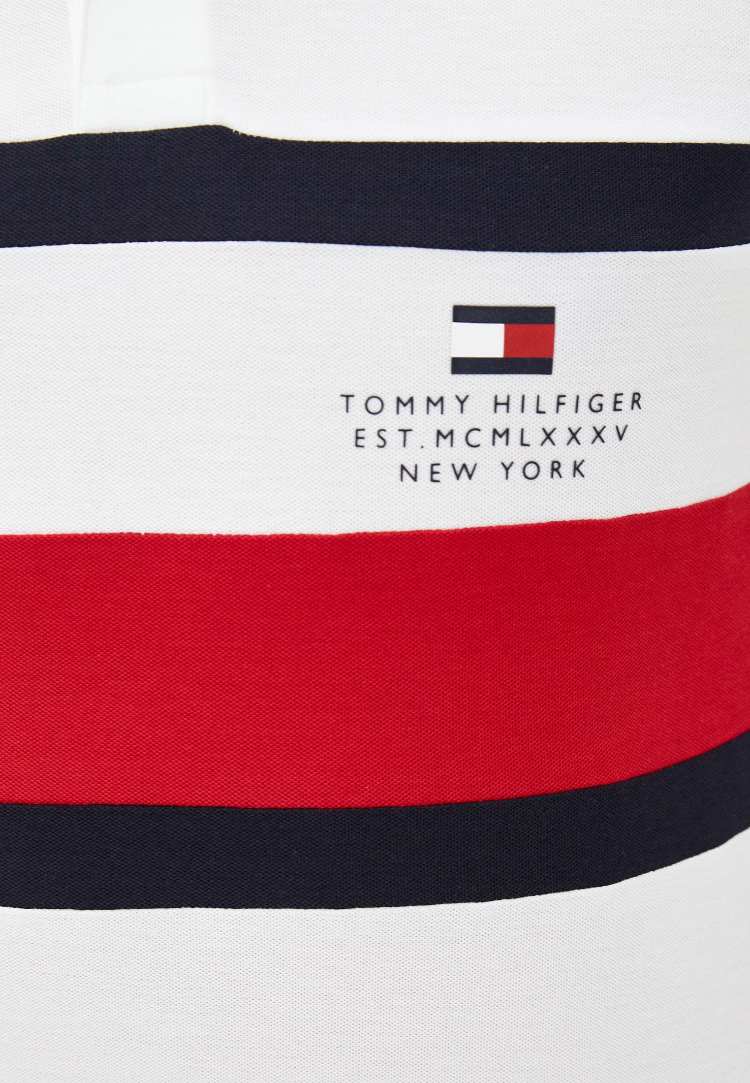 Мужские поло Tommy Hilfiger (Томми Хилфигер) MW0MW17802: изображение 3