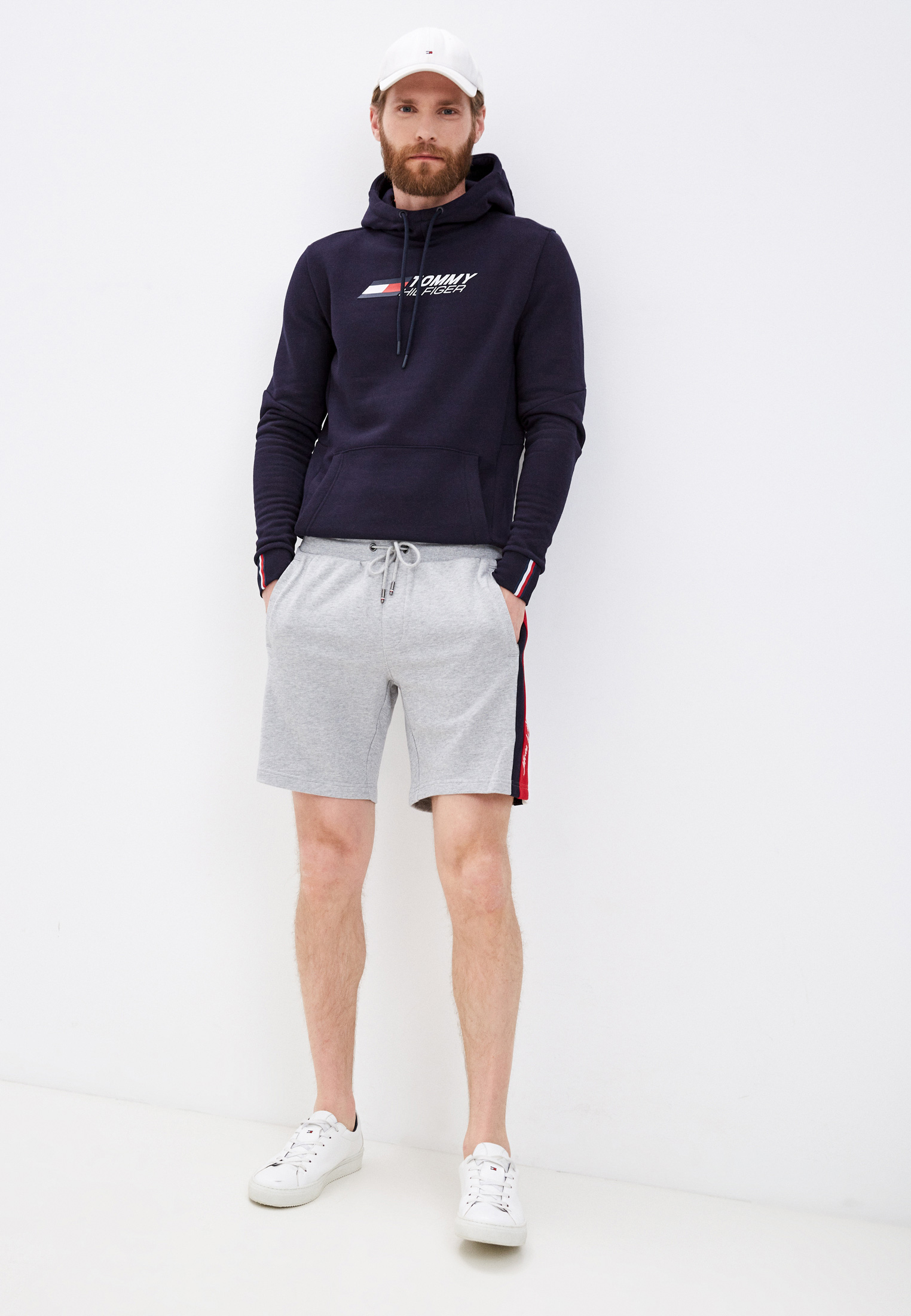 Мужские повседневные шорты Tommy Hilfiger (Томми Хилфигер) MW0MW18436: изображение 2