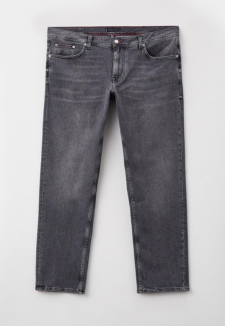 Мужские прямые джинсы Tommy Hilfiger (Томми Хилфигер) Джинсы Tommy Hilfiger