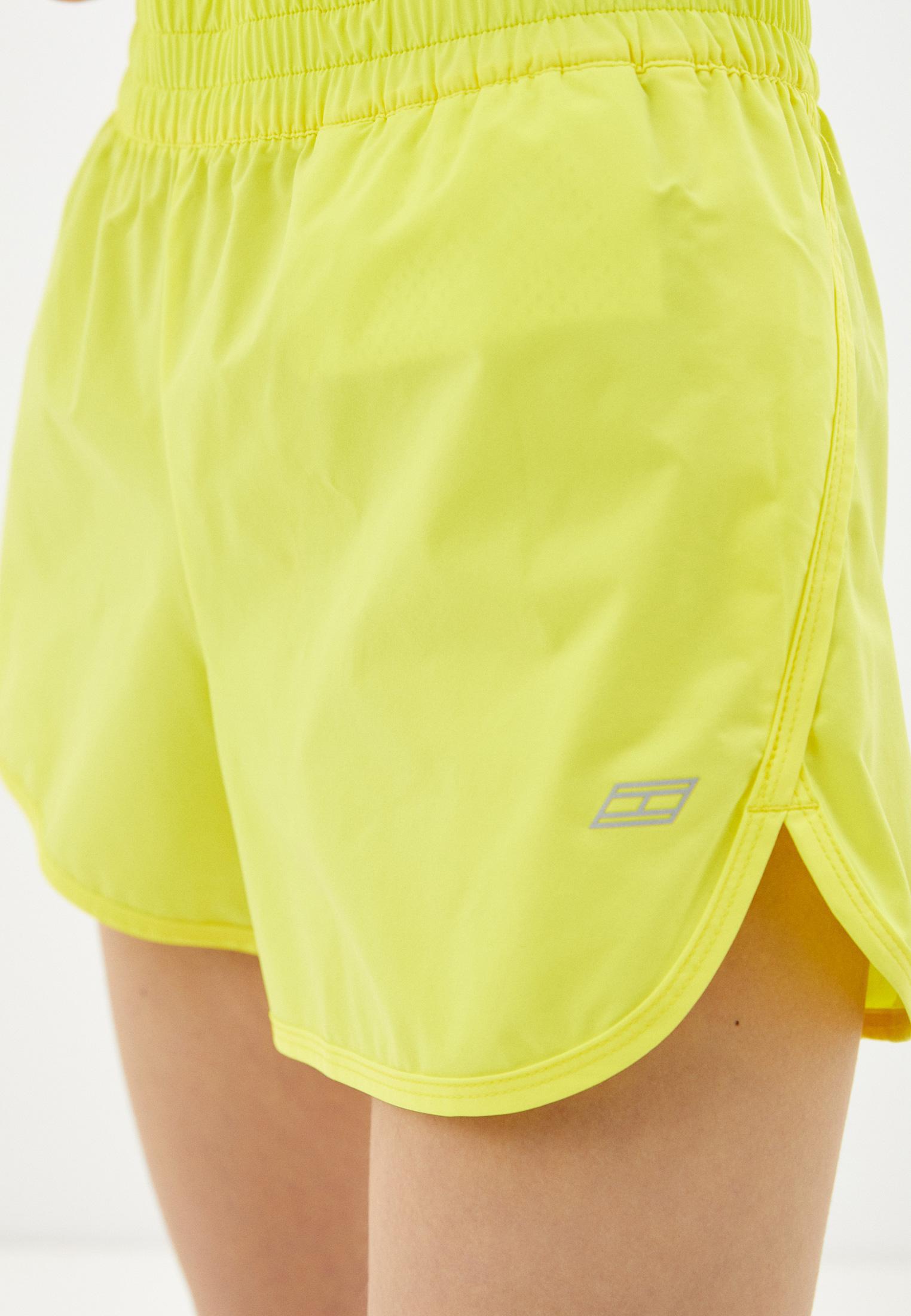Женские повседневные шорты Tommy Hilfiger (Томми Хилфигер) S10S100939: изображение 4