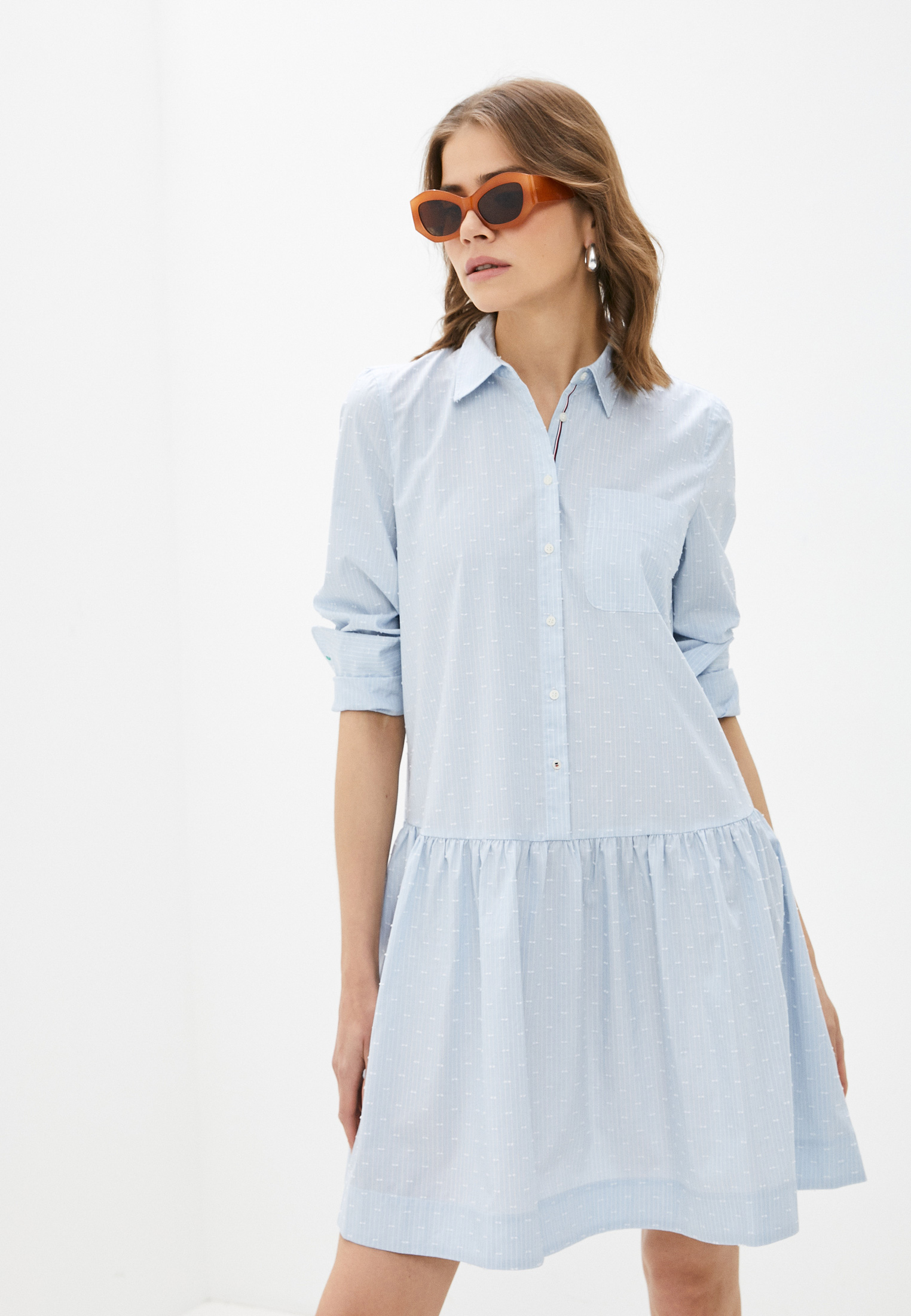 Платье Tommy Hilfiger (Томми Хилфигер) WW0WW30358