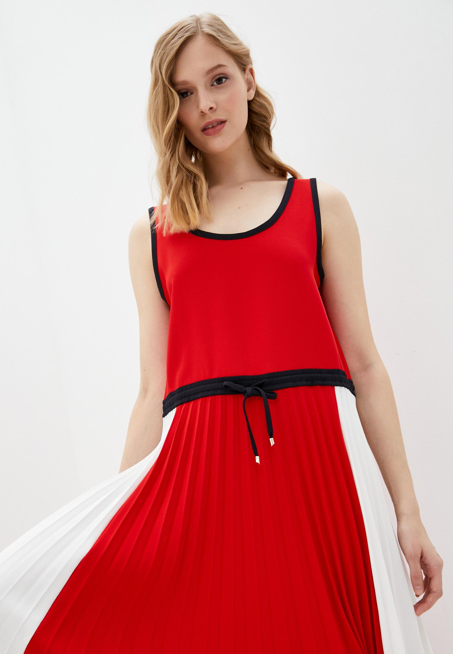 Женские платья-сарафаны Tommy Hilfiger (Томми Хилфигер) WW0WW30643: изображение 2