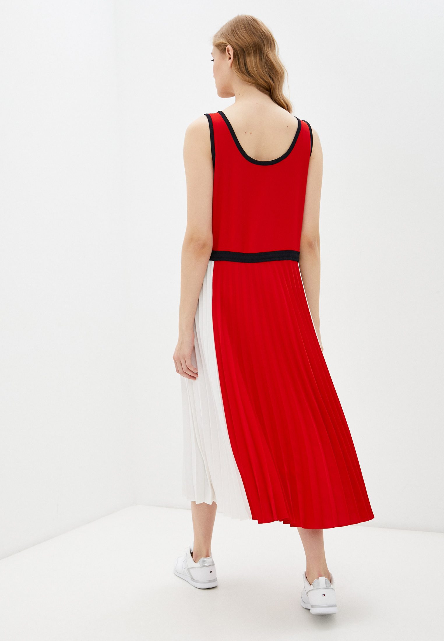 Женские платья-сарафаны Tommy Hilfiger (Томми Хилфигер) WW0WW30643: изображение 3