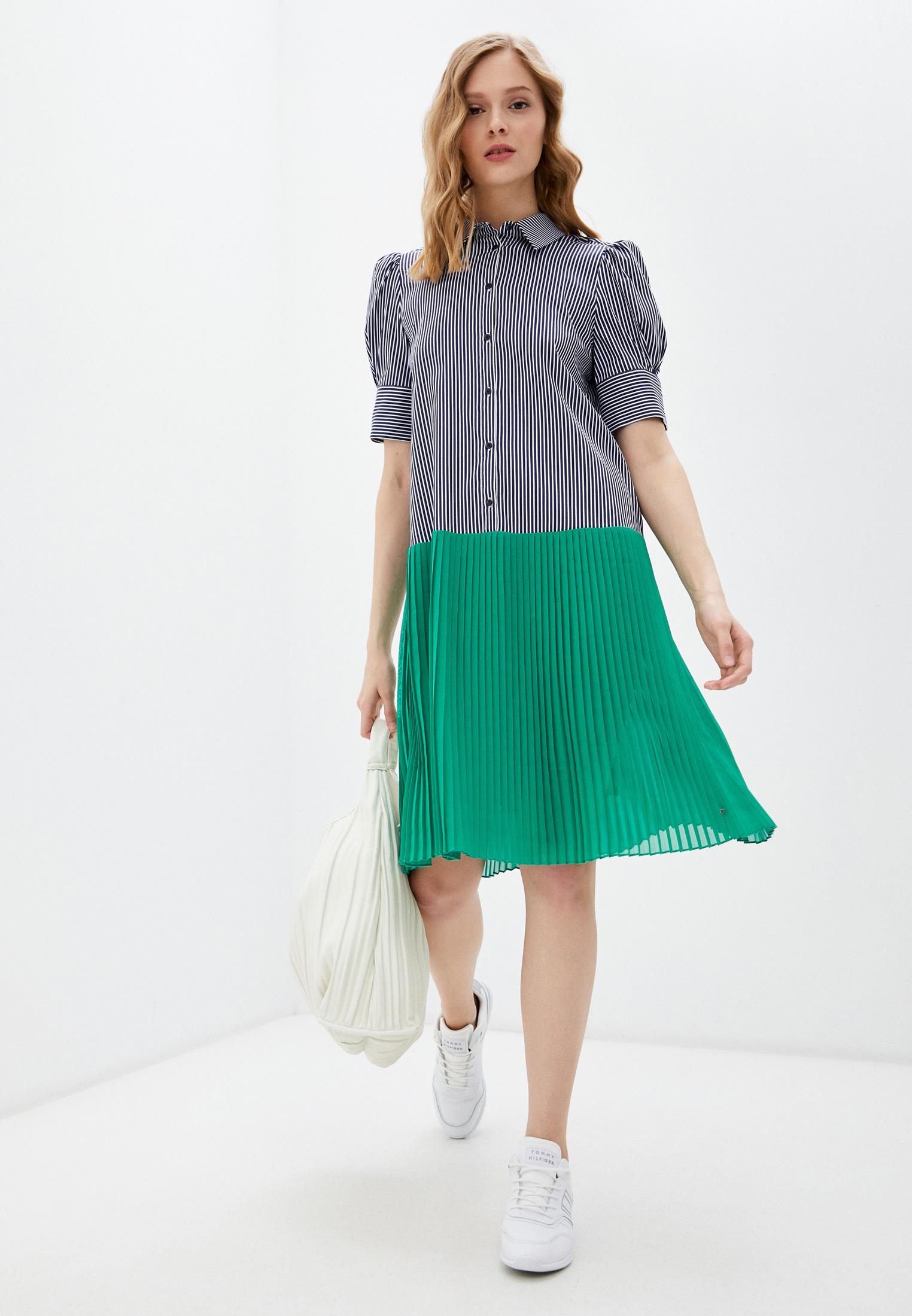 Платье Tommy Hilfiger (Томми Хилфигер) WW0WW30694: изображение 2