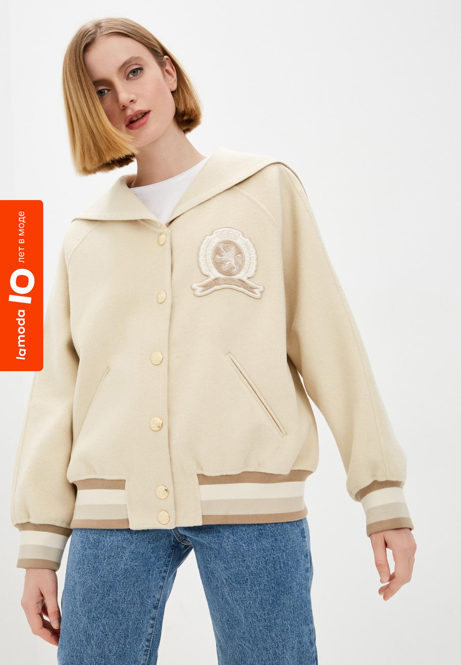 Женские пальто Tommy Hilfiger (Томми Хилфигер) WW0WW30908: изображение 2