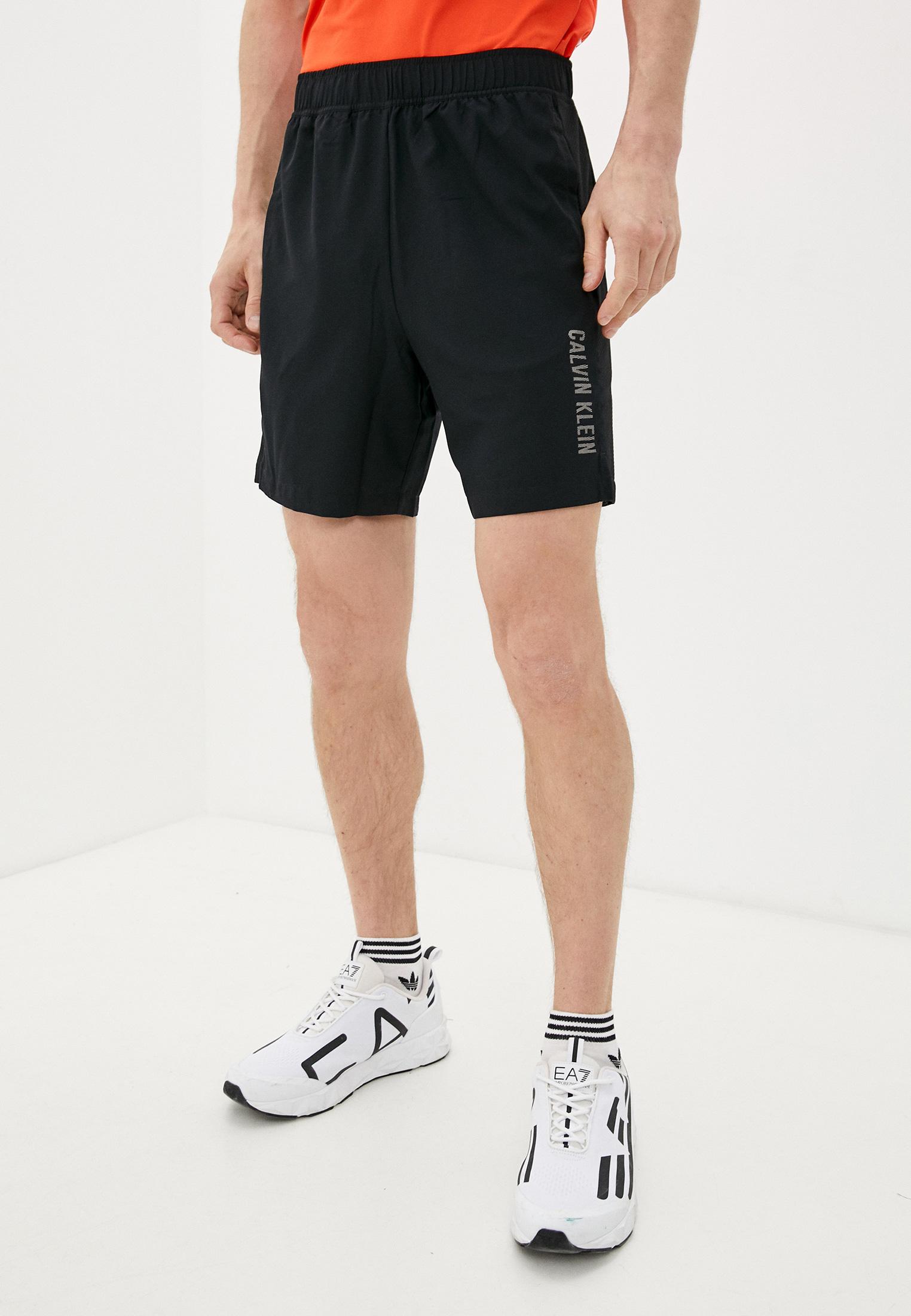Мужские спортивные шорты Calvin Klein Performance 00GMS1S854