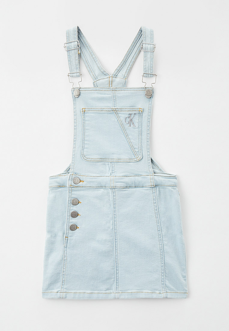 Повседневное платье Calvin Klein Jeans IG0IG00917