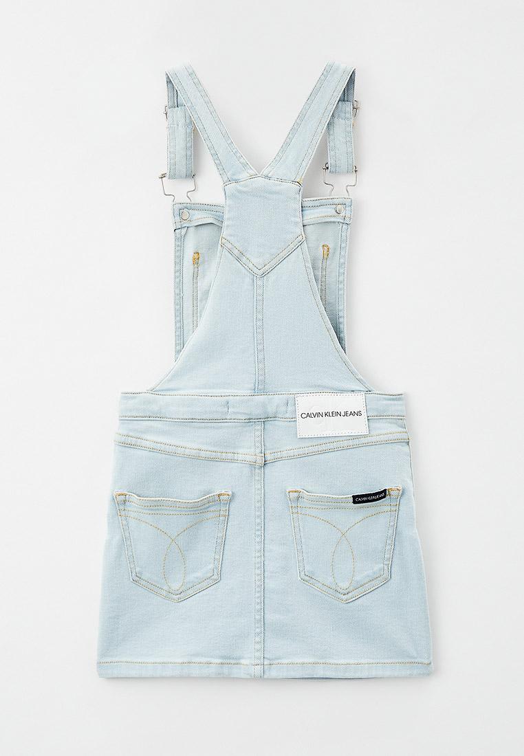 Повседневное платье Calvin Klein Jeans IG0IG00917: изображение 2
