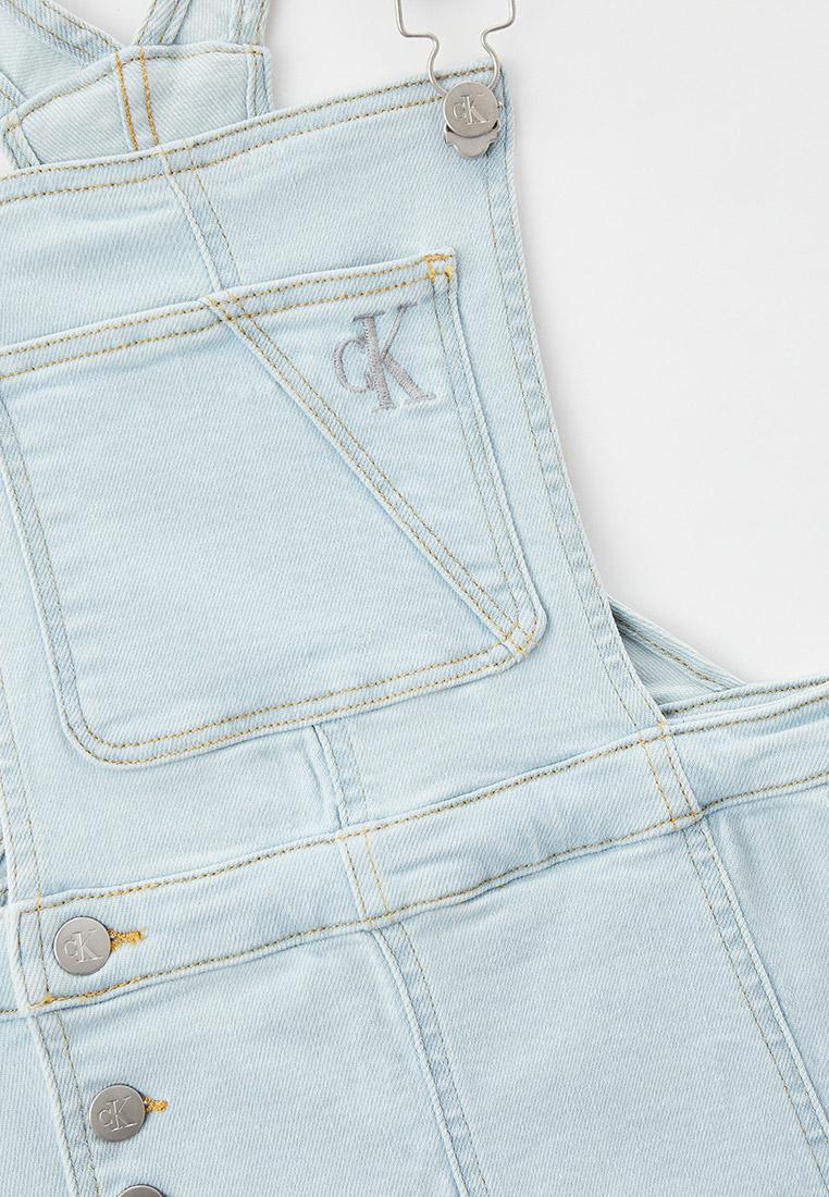 Повседневное платье Calvin Klein Jeans IG0IG00917: изображение 3