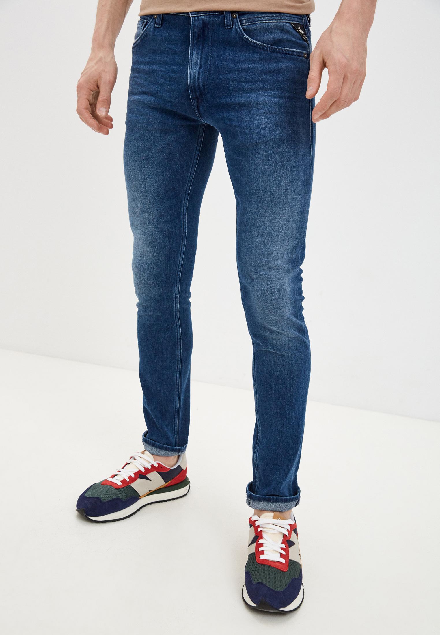 Зауженные джинсы Replay (Реплей) MA931.000.353862