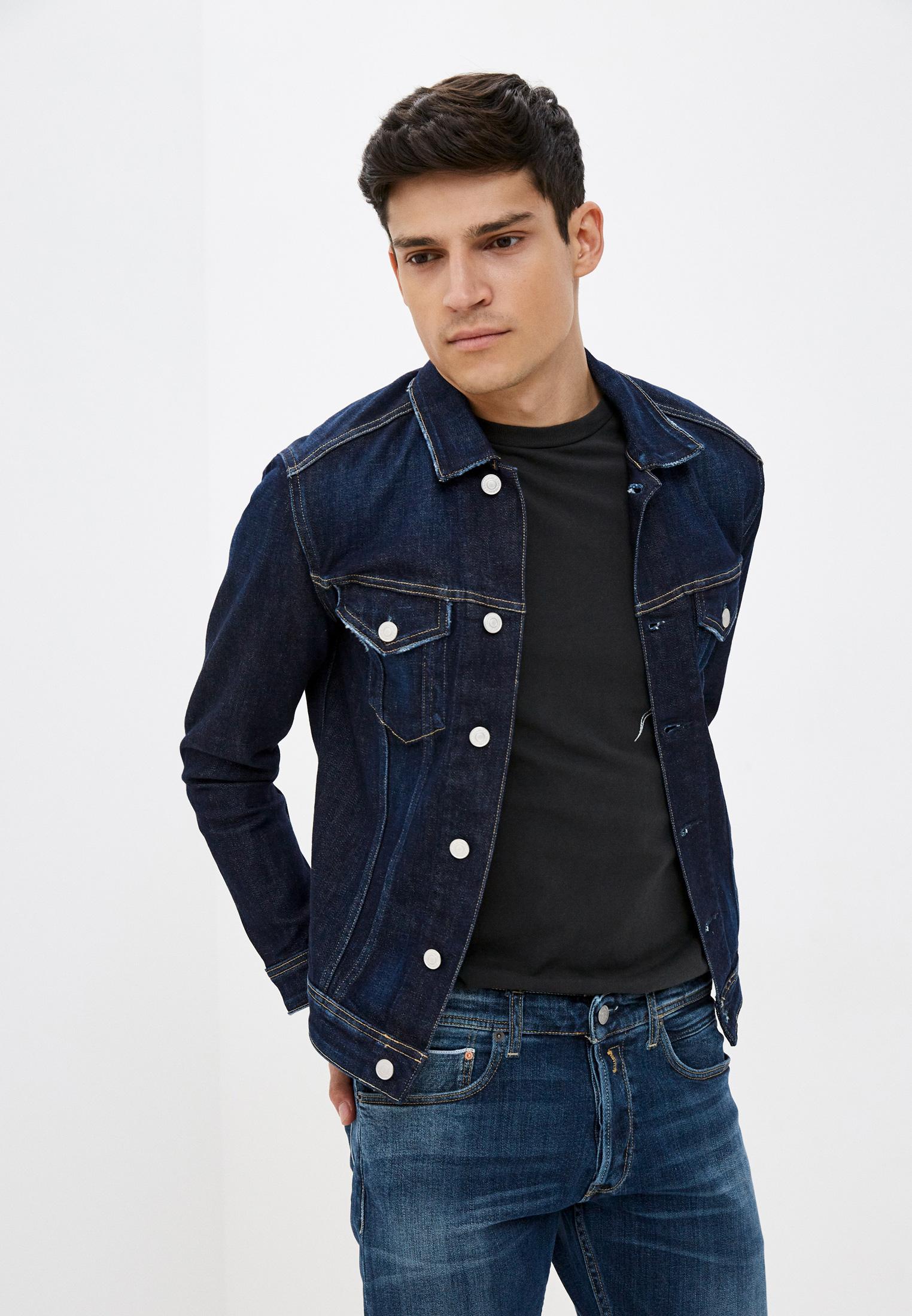 Джинсовая куртка Replay (Реплей) MV842J.000.425893
