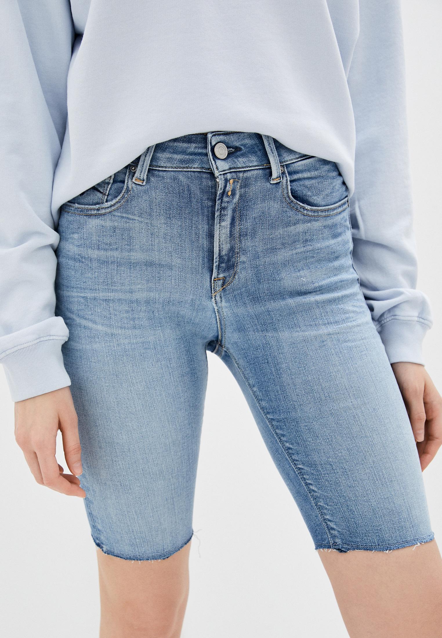 Женские джинсовые шорты Replay (Реплей) WA427E.000.427889