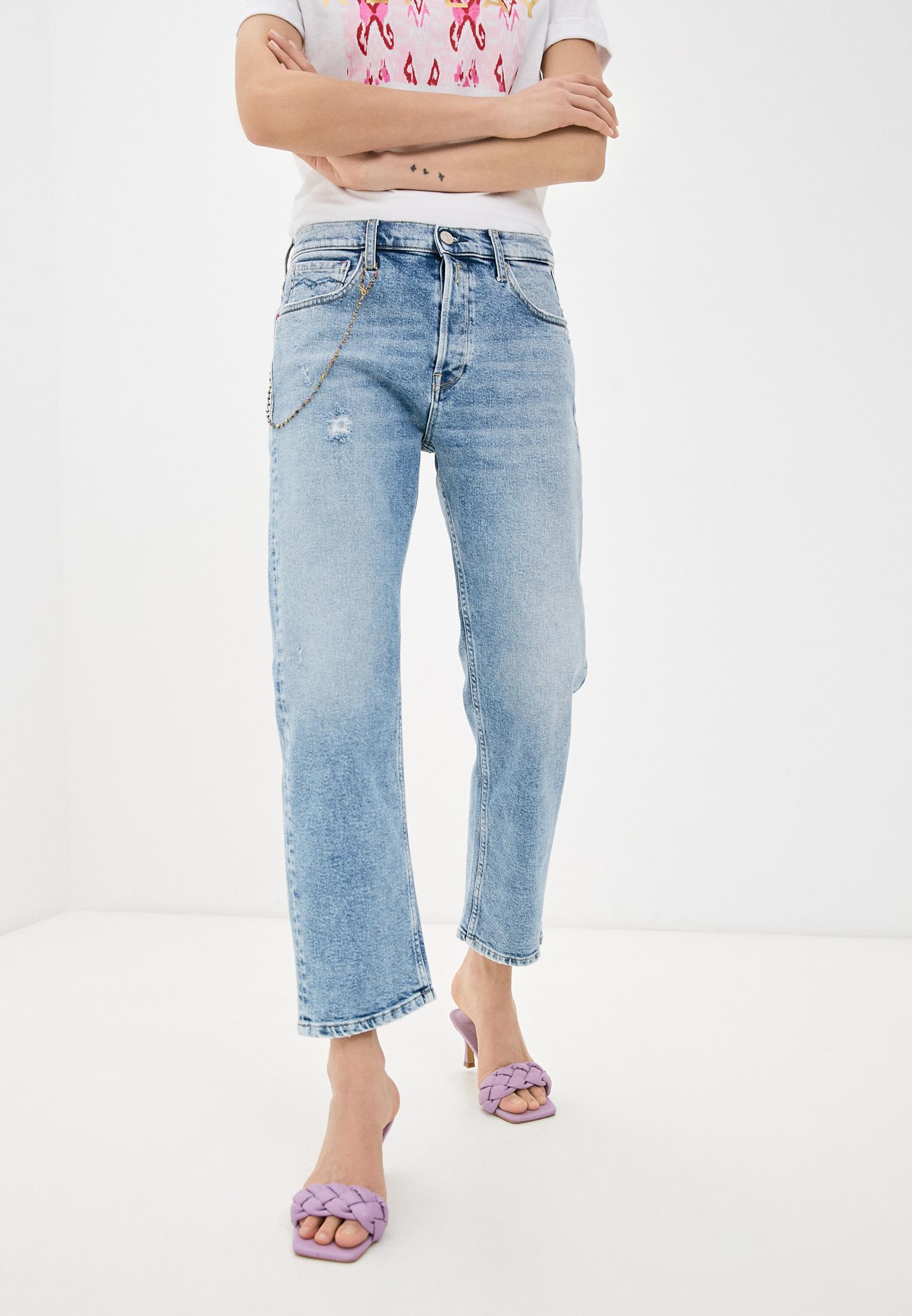 Прямые джинсы Replay (Реплей) WA454R.000.20781D