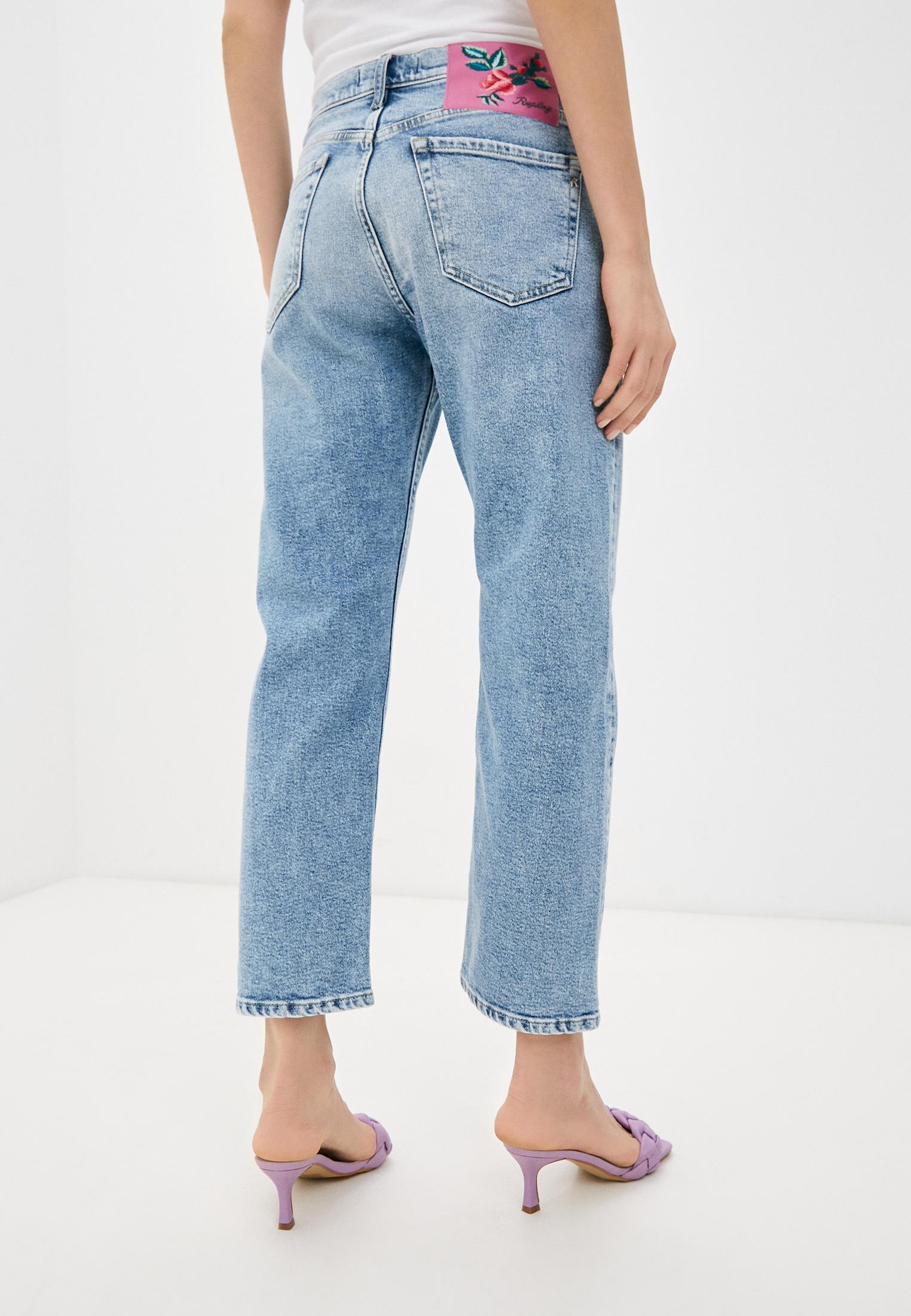 Прямые джинсы Replay (Реплей) WA454R.000.20781D: изображение 3