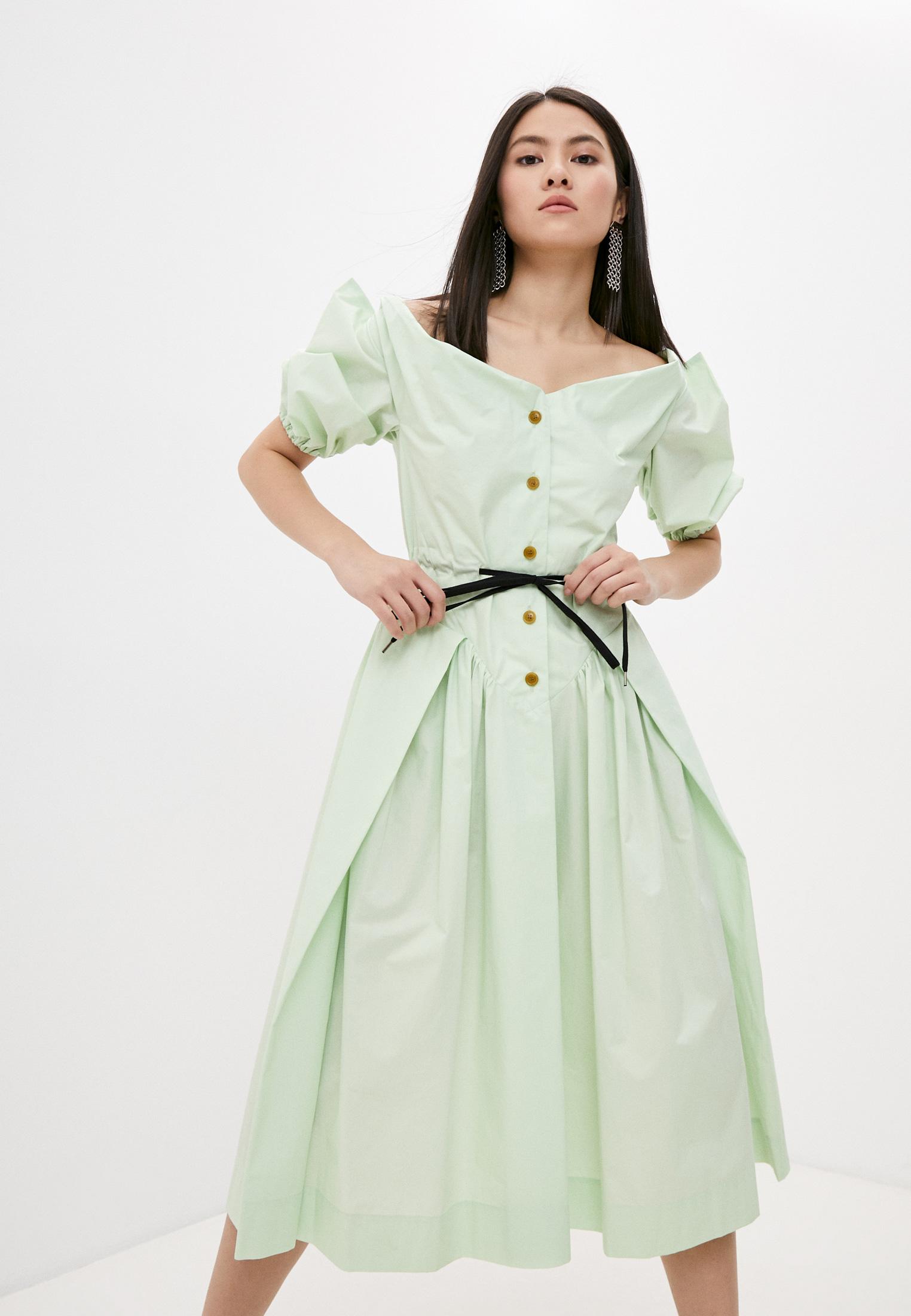 Повседневное платье Vivienne Westwood 11010266-11622-CT