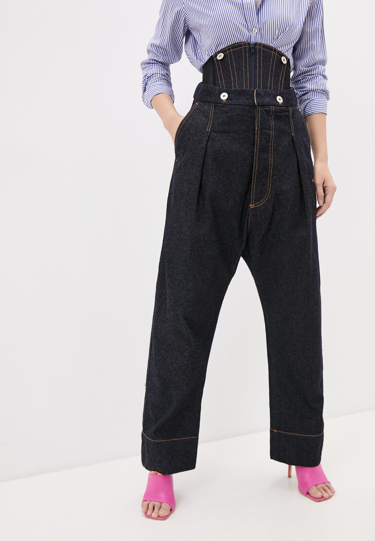 Прямые джинсы Vivienne Westwood Джинсы Vivienne Westwood