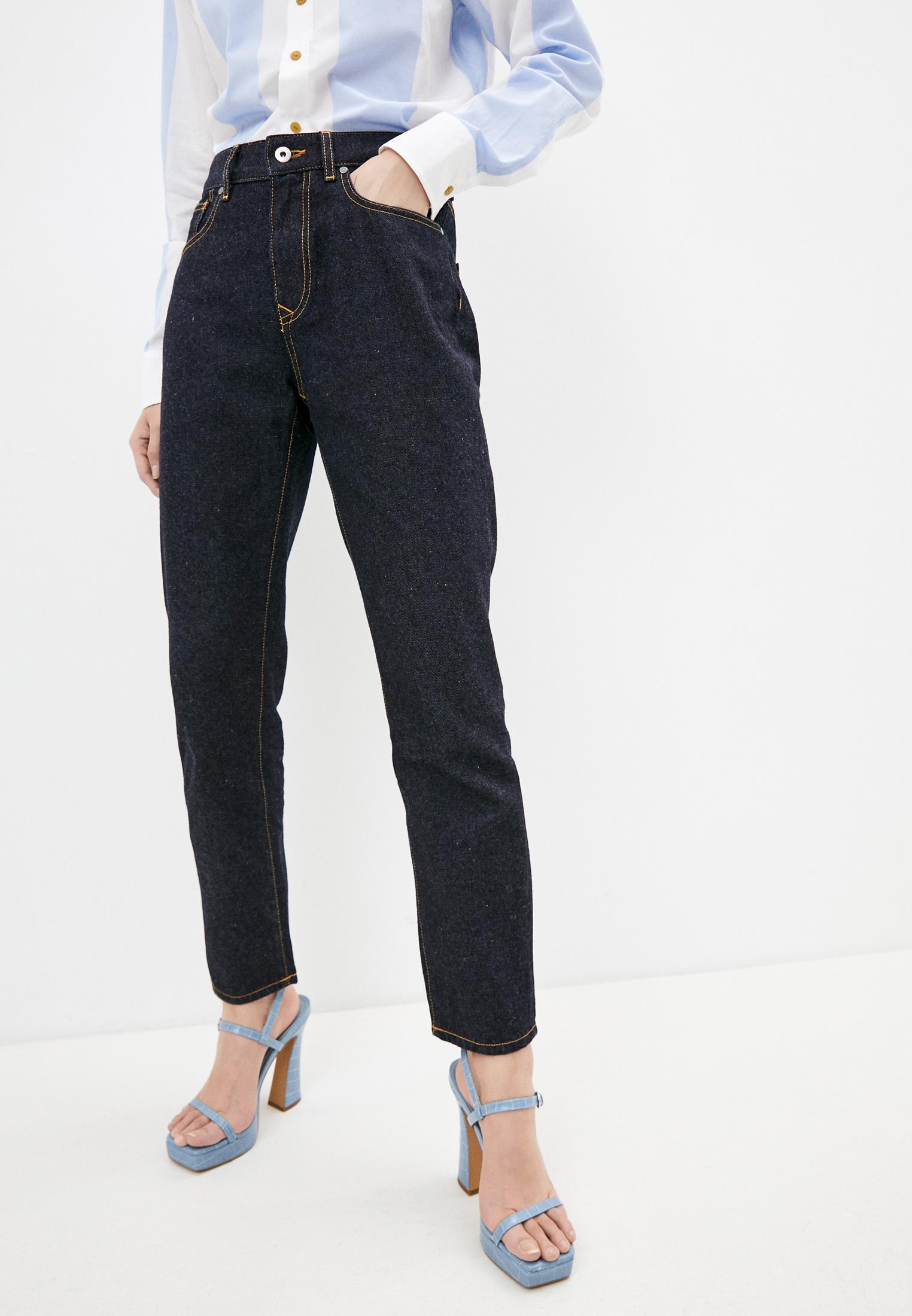 Зауженные джинсы Vivienne Westwood 19020019-11666-DE