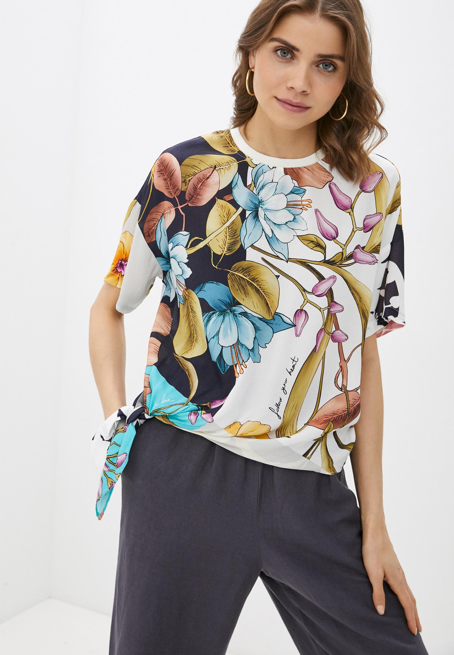 Блуза Desigual (Дезигуаль) 21SWBW24